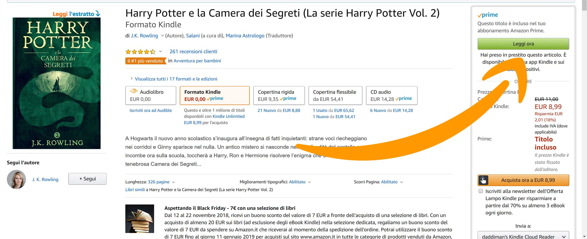 leggere-harry-potter-gratis-libro