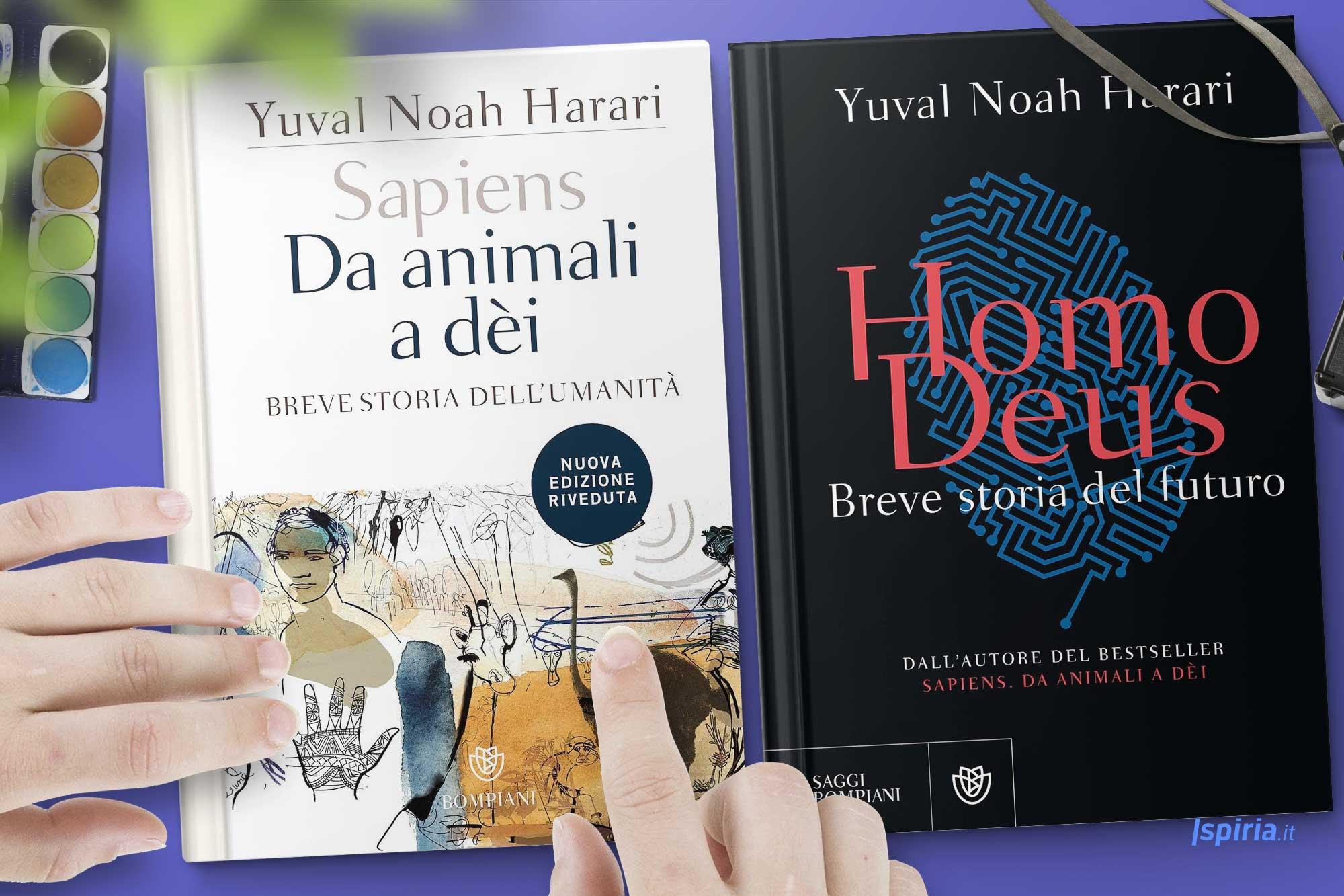 libri-yuval-Noah-Harari-sociologia