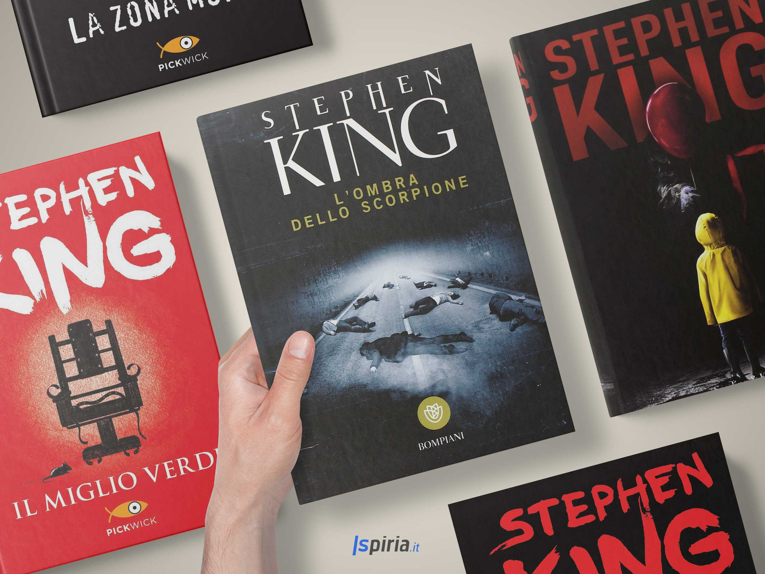 Migliori Libri Stephen King Da Leggere | Quali? Classifica Romanzi Stephen King