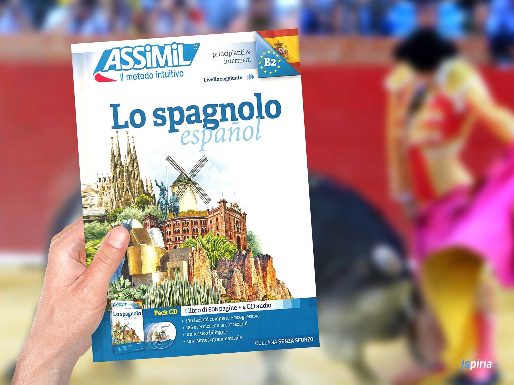 libro-con-cd-per-imparare-lo-spagnolo