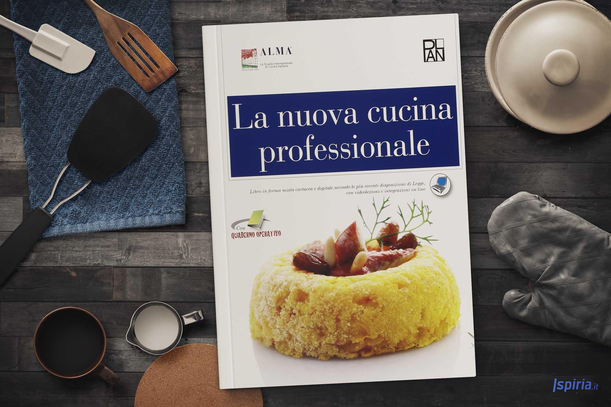 Libro di cucina professionale for Libri di cucina professionali pdf