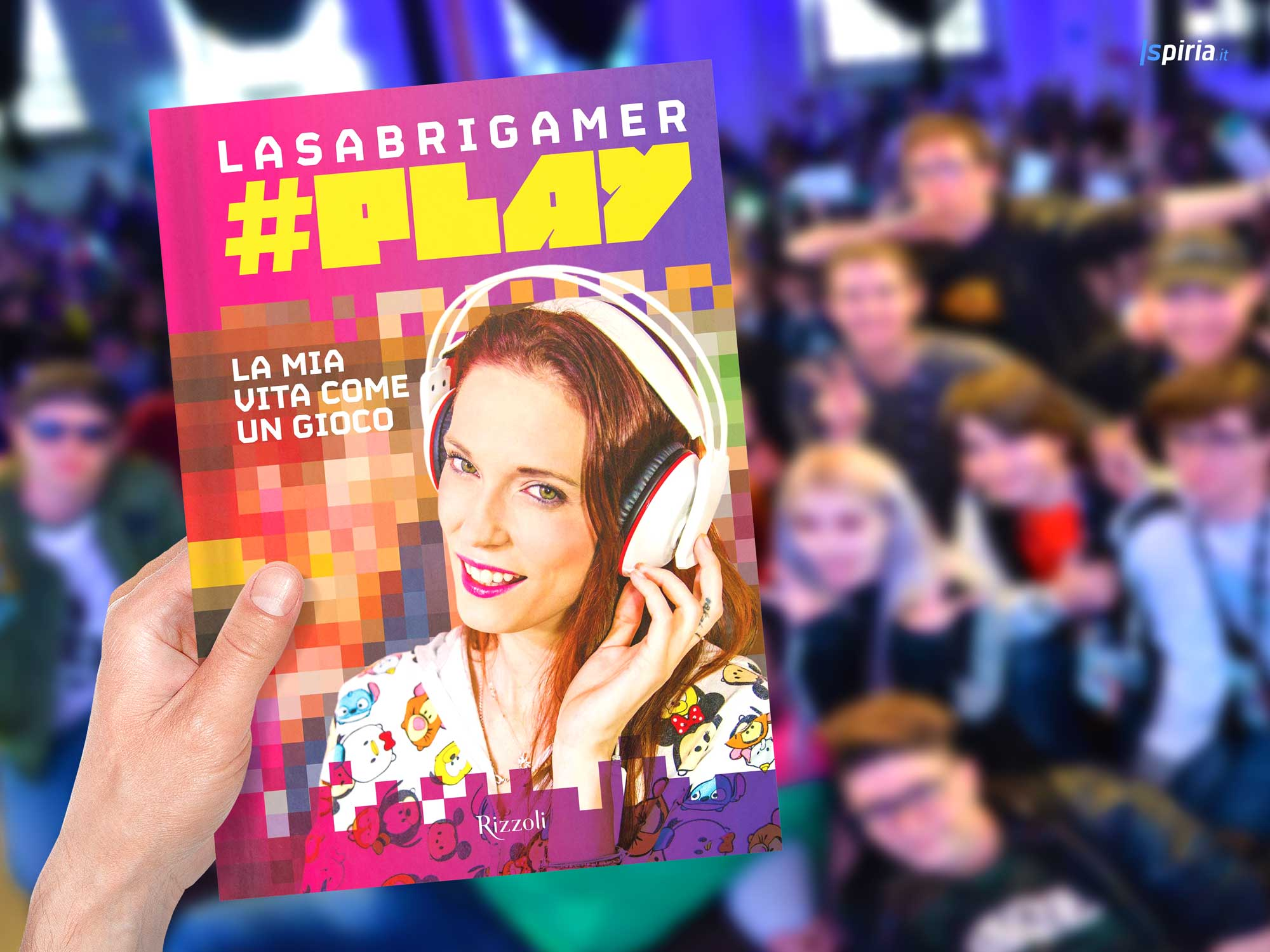 libro-la-sabri-gamer-Youtube-italia