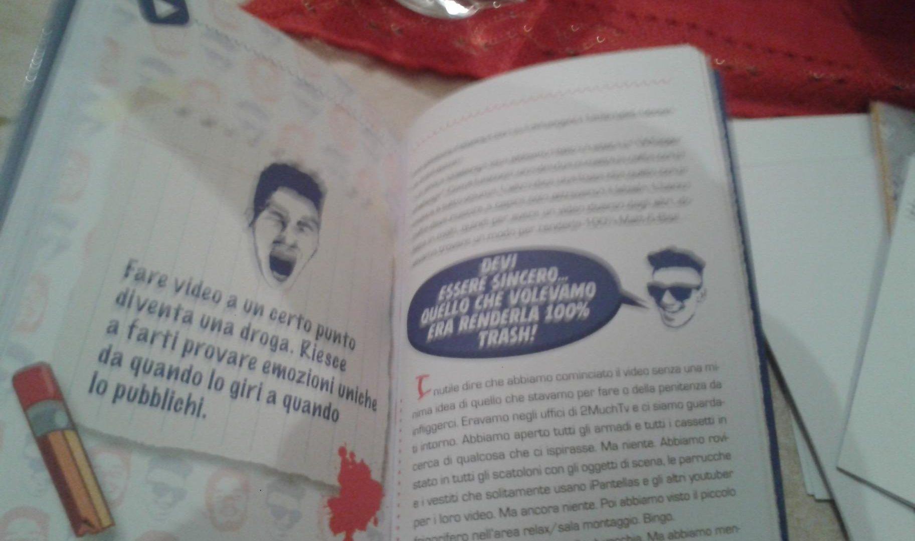 Libro Matt E Bise Youtuber