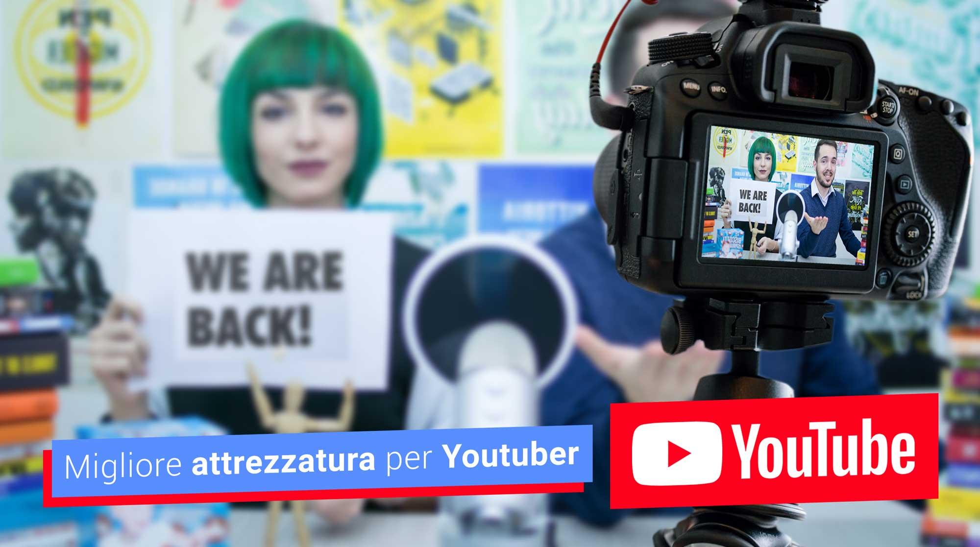 migliore-attrezzatura-per-Youtuber