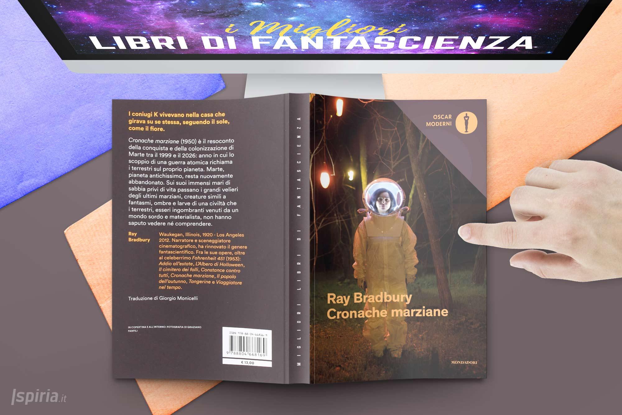 cronache-marziane-migliori-libri-fantascienza