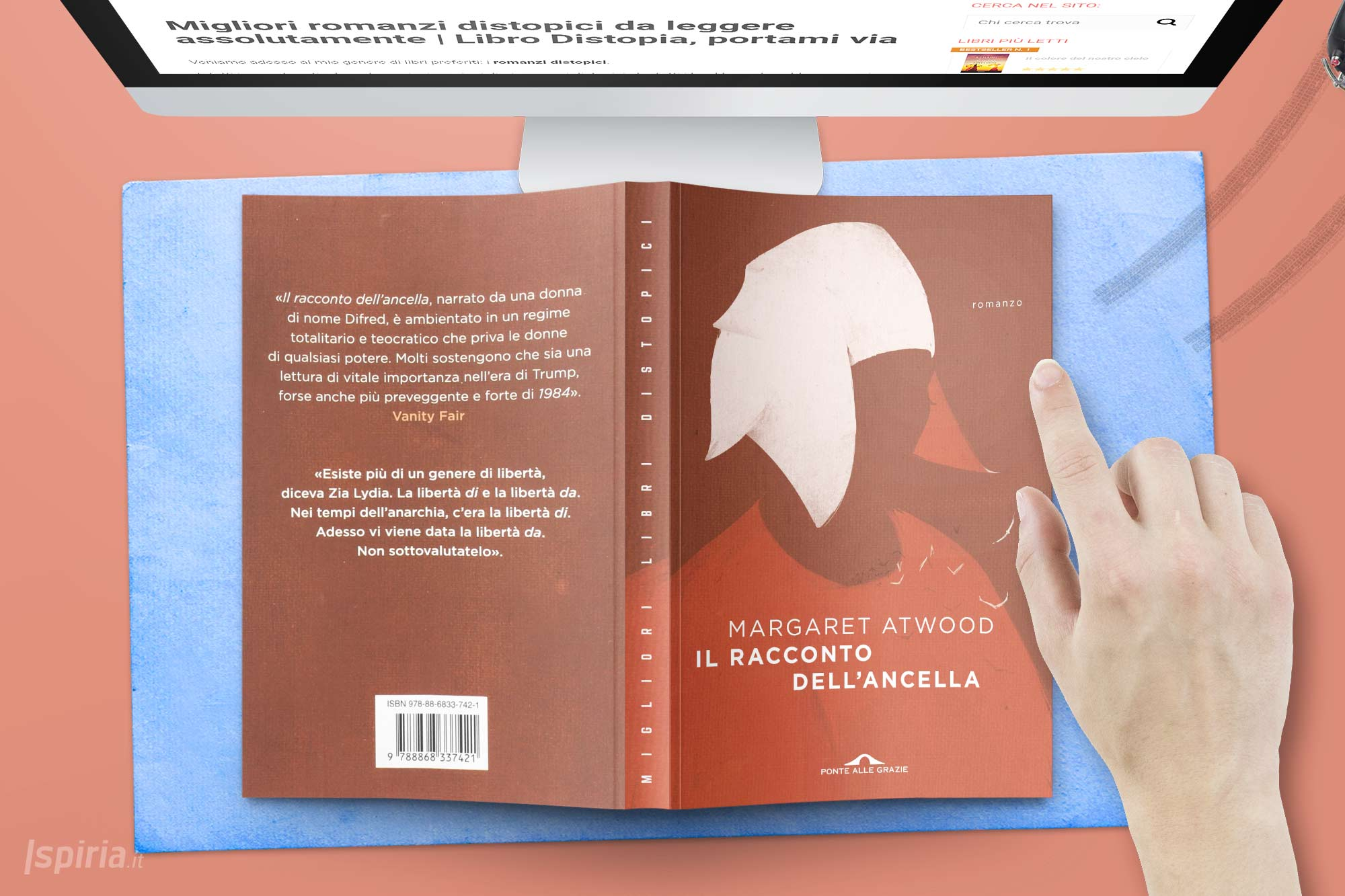 libri-distopici-migliori-racconto-dell'ancella-atwood
