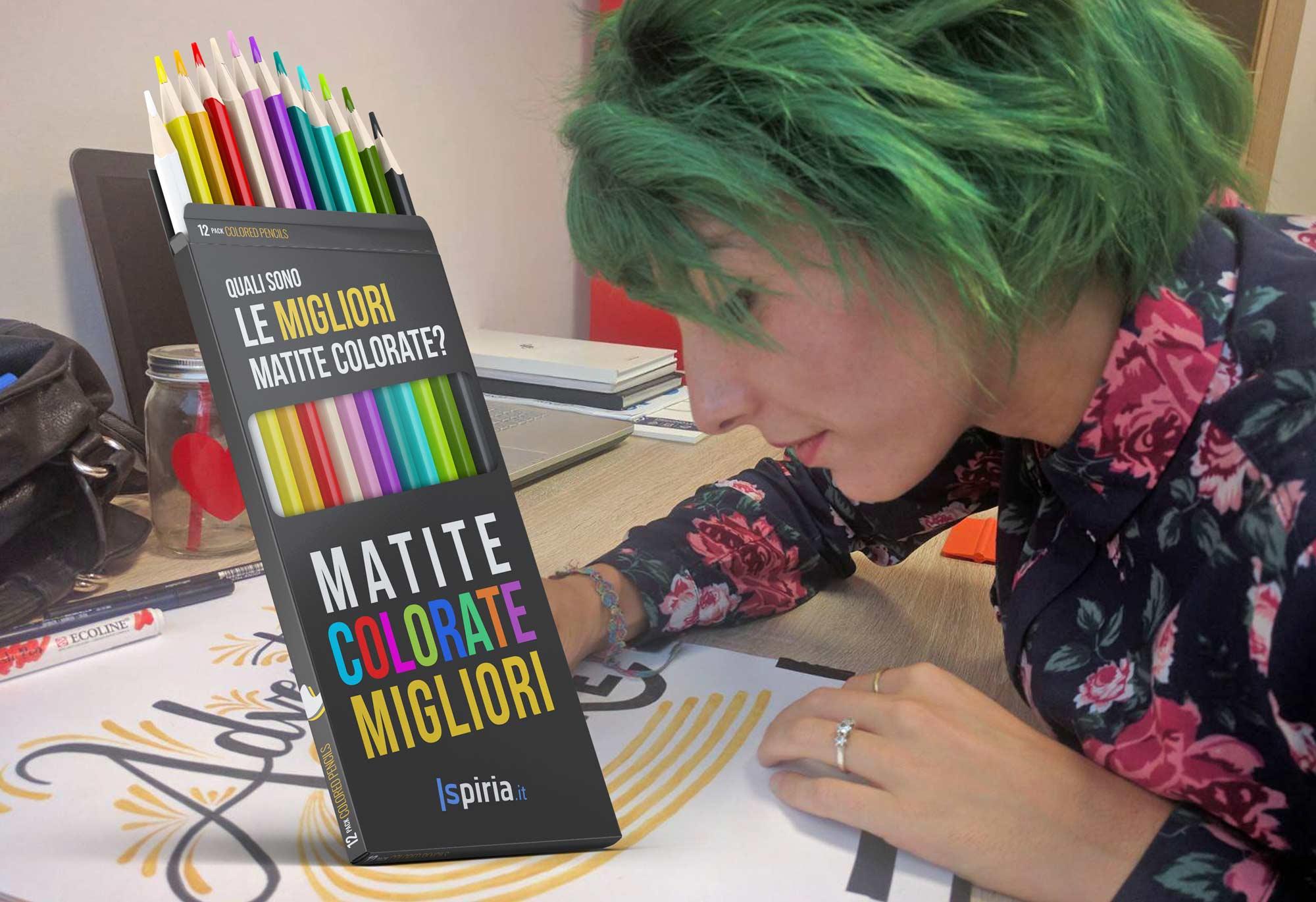Matite Colorate Migliori | Disegni A Matite E Migliori Matite Professionali