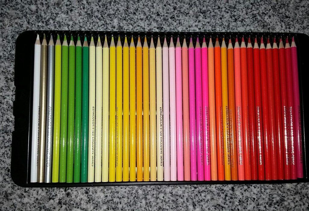 matite colorate per bambini