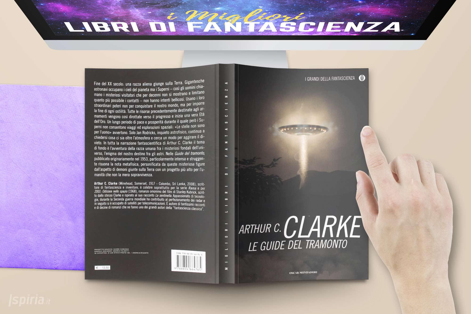 miglior-libro-di-fantascienza-CLARKE