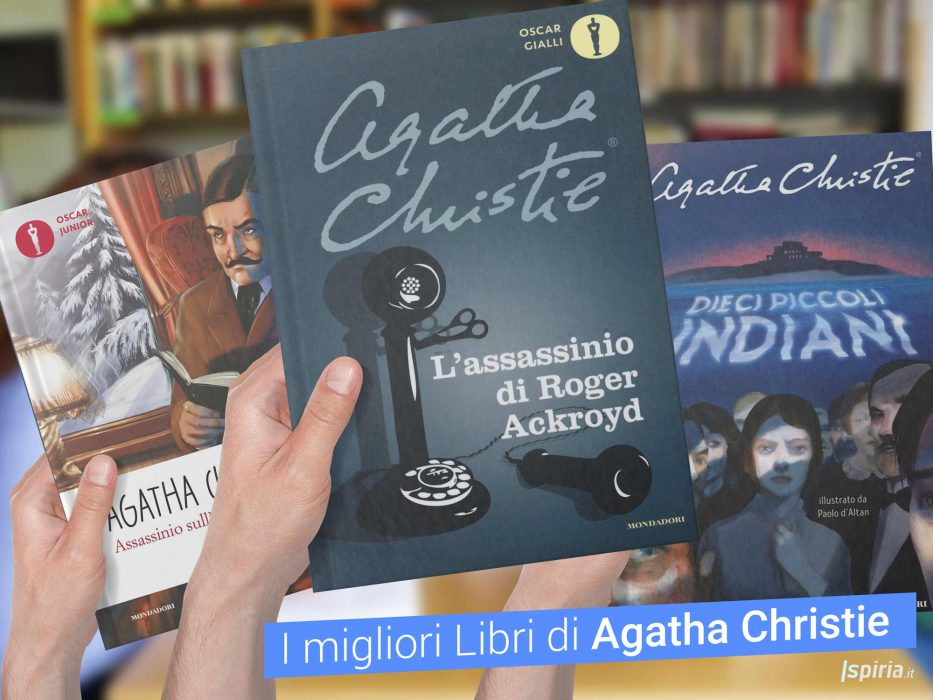 Migliori libri di Agatha Christie