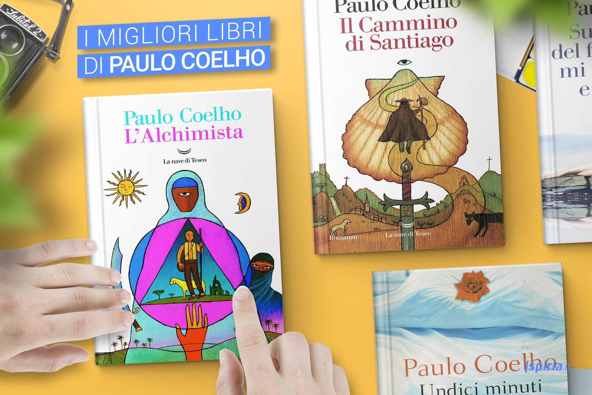 Migliori Libri Di Paulo Coelho | Libro Coelho Consigliato (romanzo Migliore)