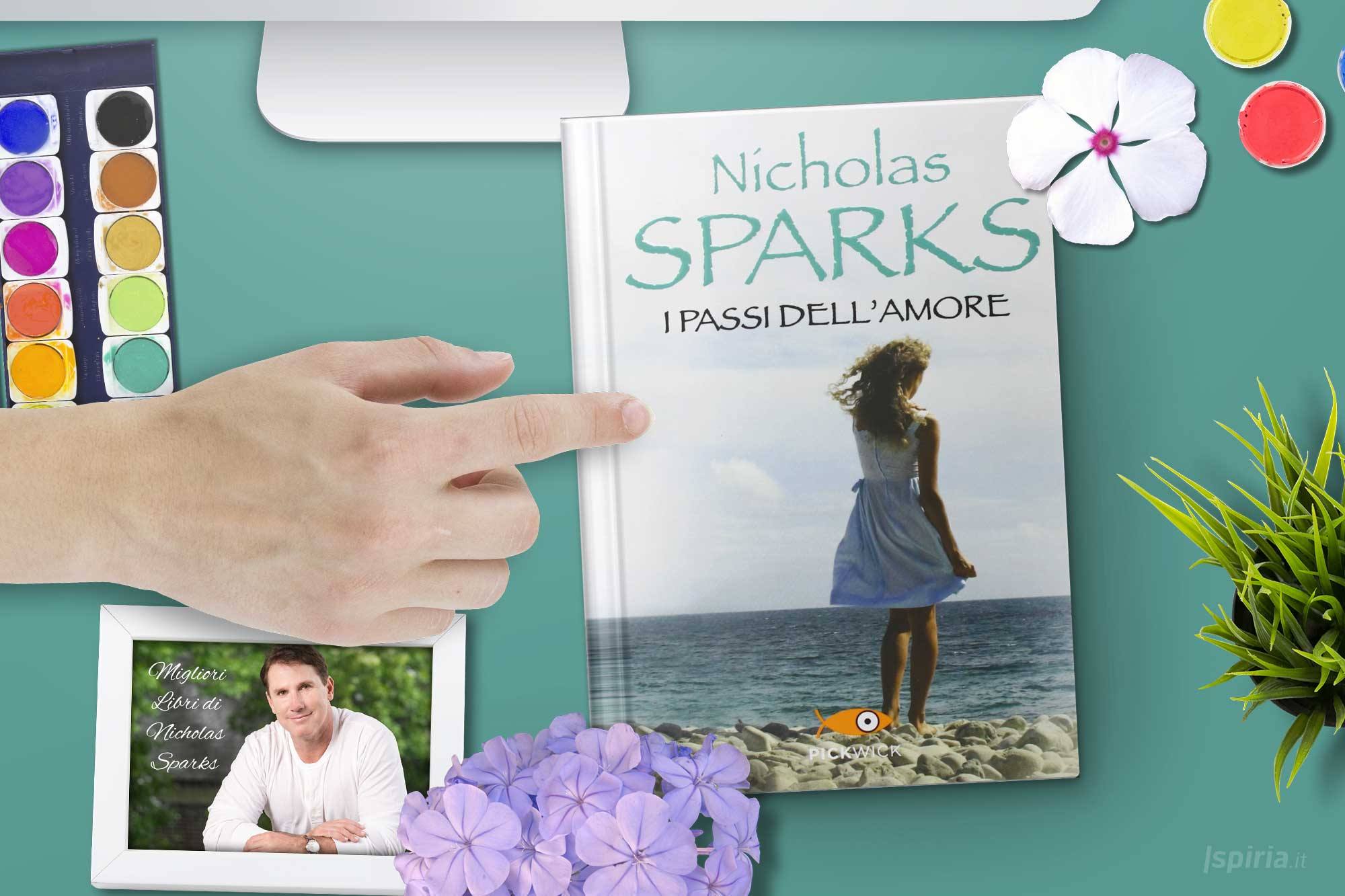 i-passi-dell'amore-libro-nicholas-sparks