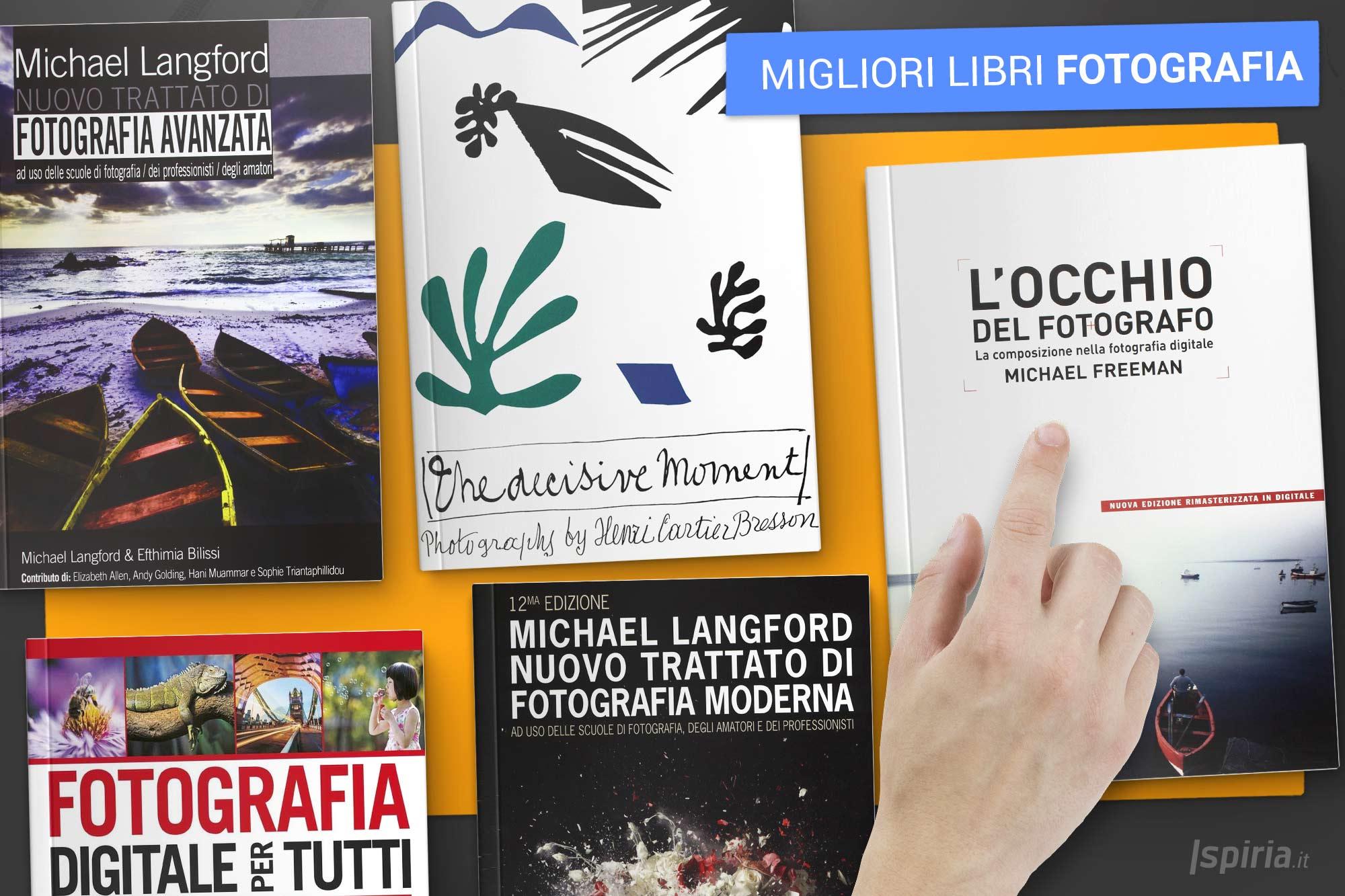 Libri Di Fotografia | Migliori Libri Sulla Fotografia Per Diventare Fotografi