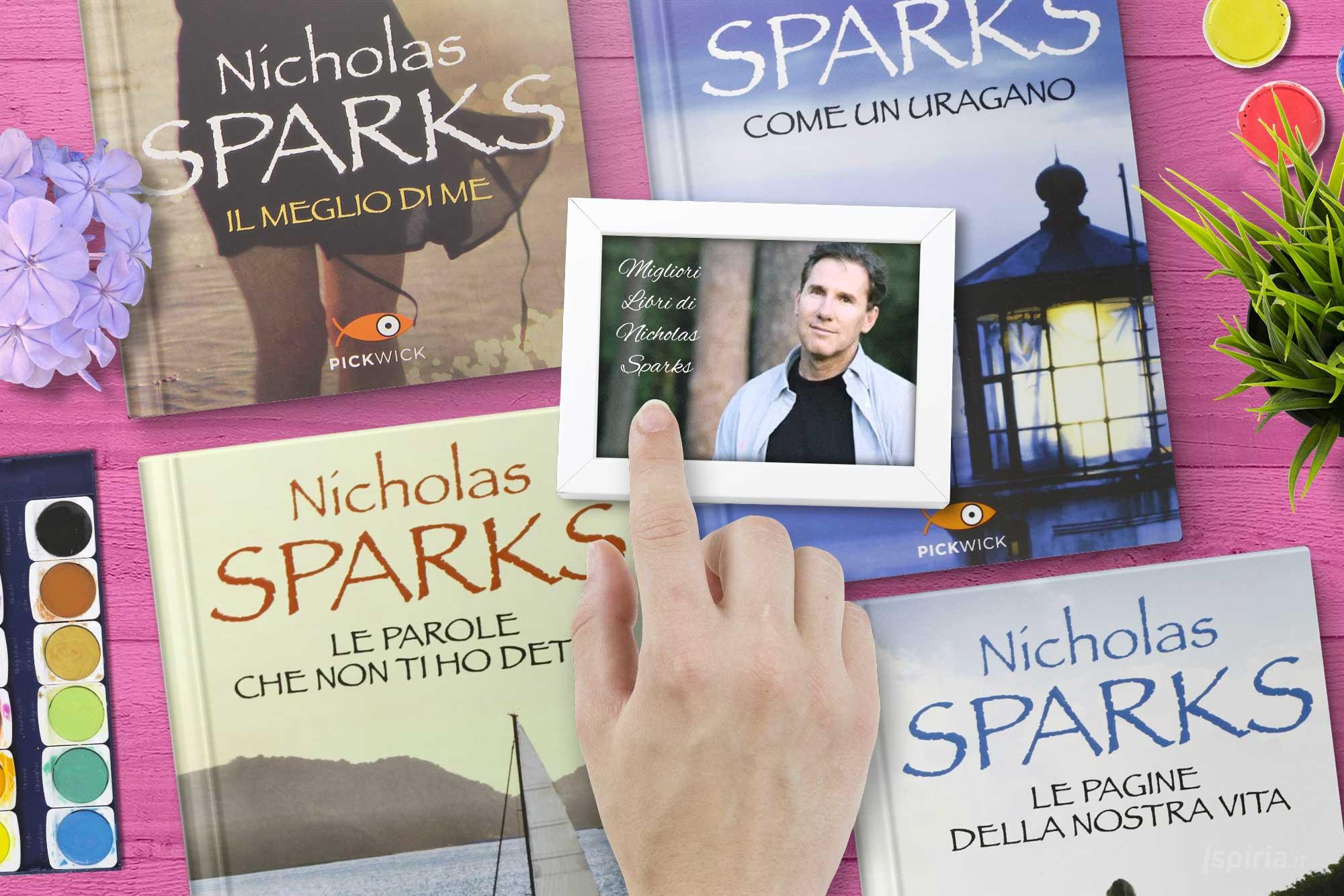 migliori-libri-di-nicholas-sparks