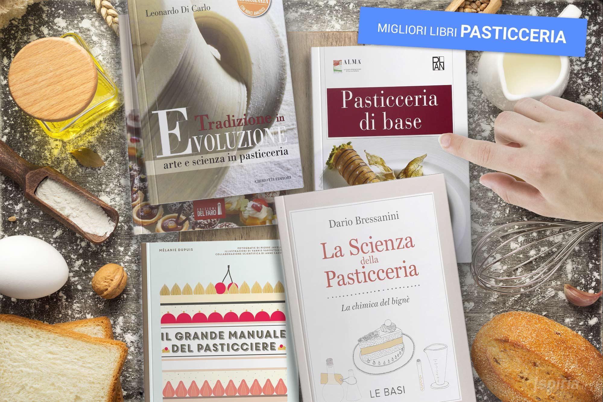 Migliori Libri Pasticceria | Libro Per Pasticceri Principianti/professionisti