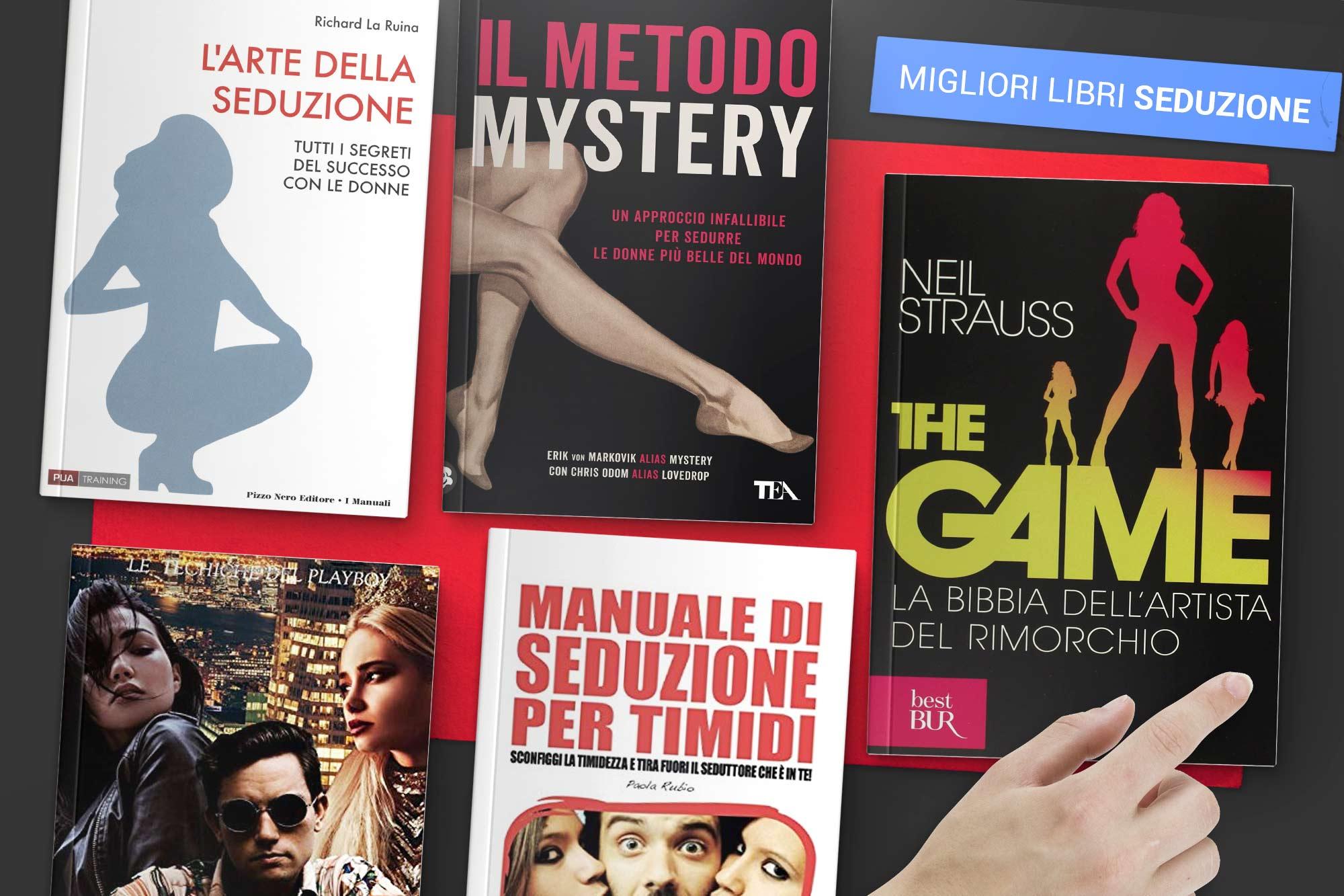 Migliori Libri Di Seduzione | Basta Un Libro Per Imparare A Sedurre Le Donne?