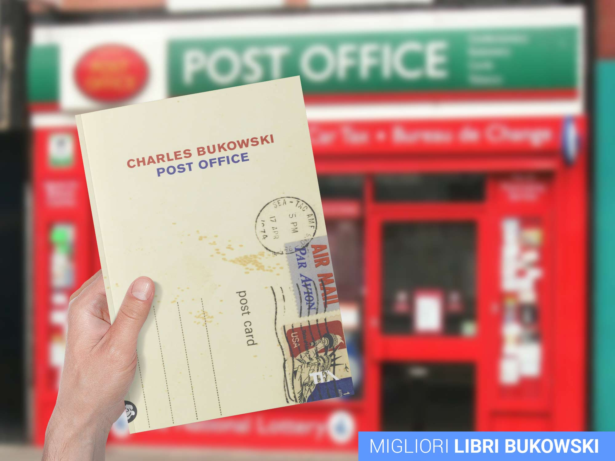post-office-libro-migliore-charles-bukowski