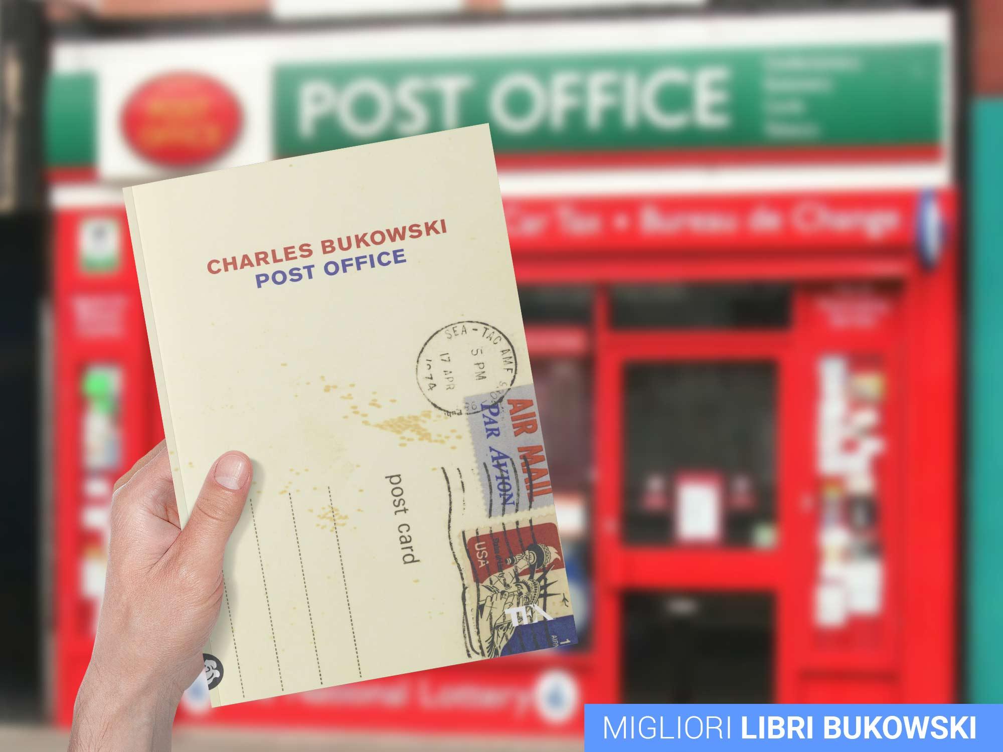 post-office-libro-migliore-charles-bukowski