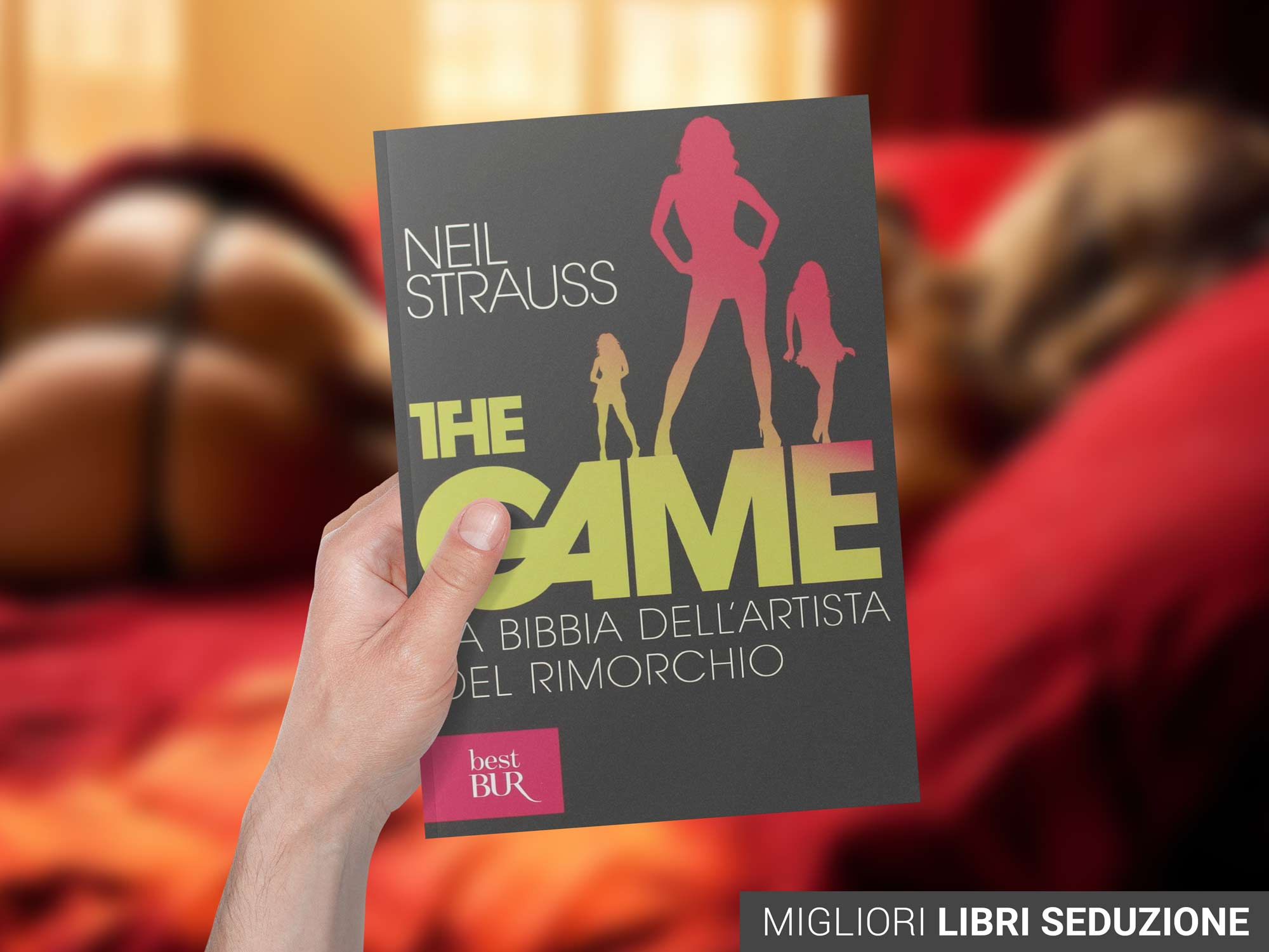 the-game-libro-seduzione