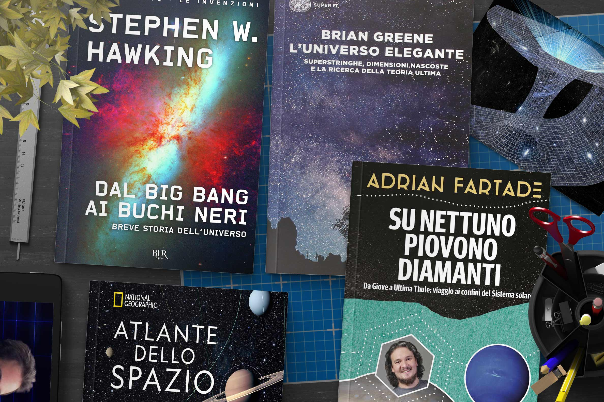 migliori libri sullo spazio e astronomia