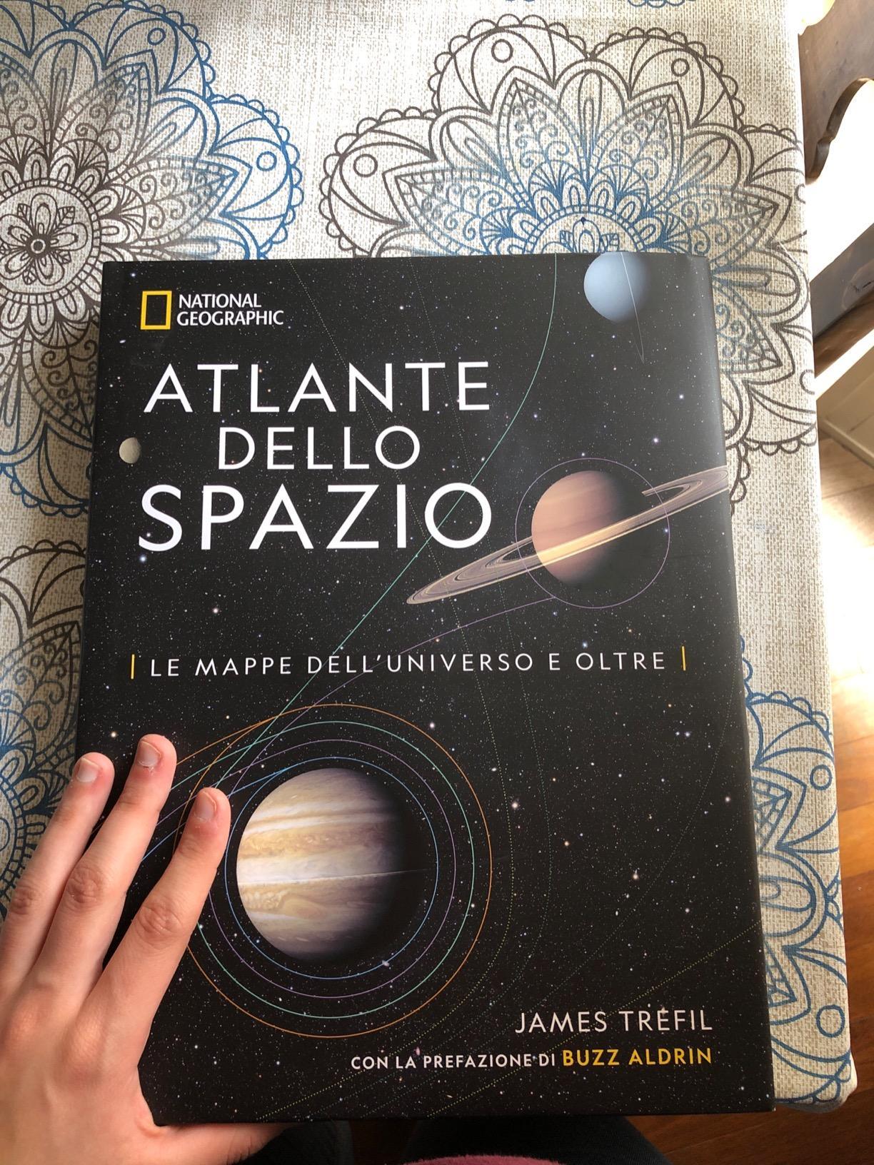 libro atlante dello spazio migliore