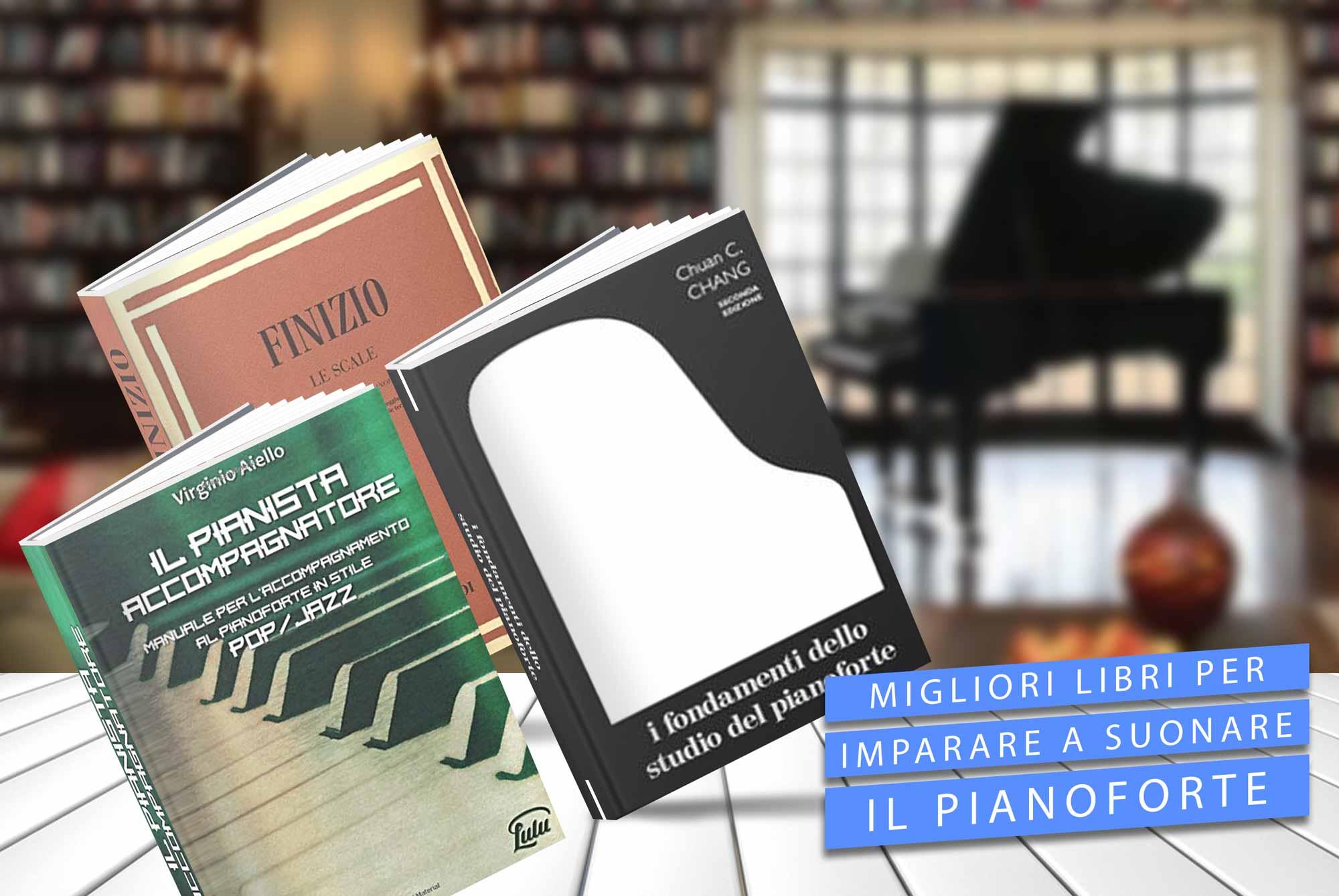 5dbc89e0a05597 Libri per imparare a suonare il pianoforte | Migliore libro studiare  pianoforte