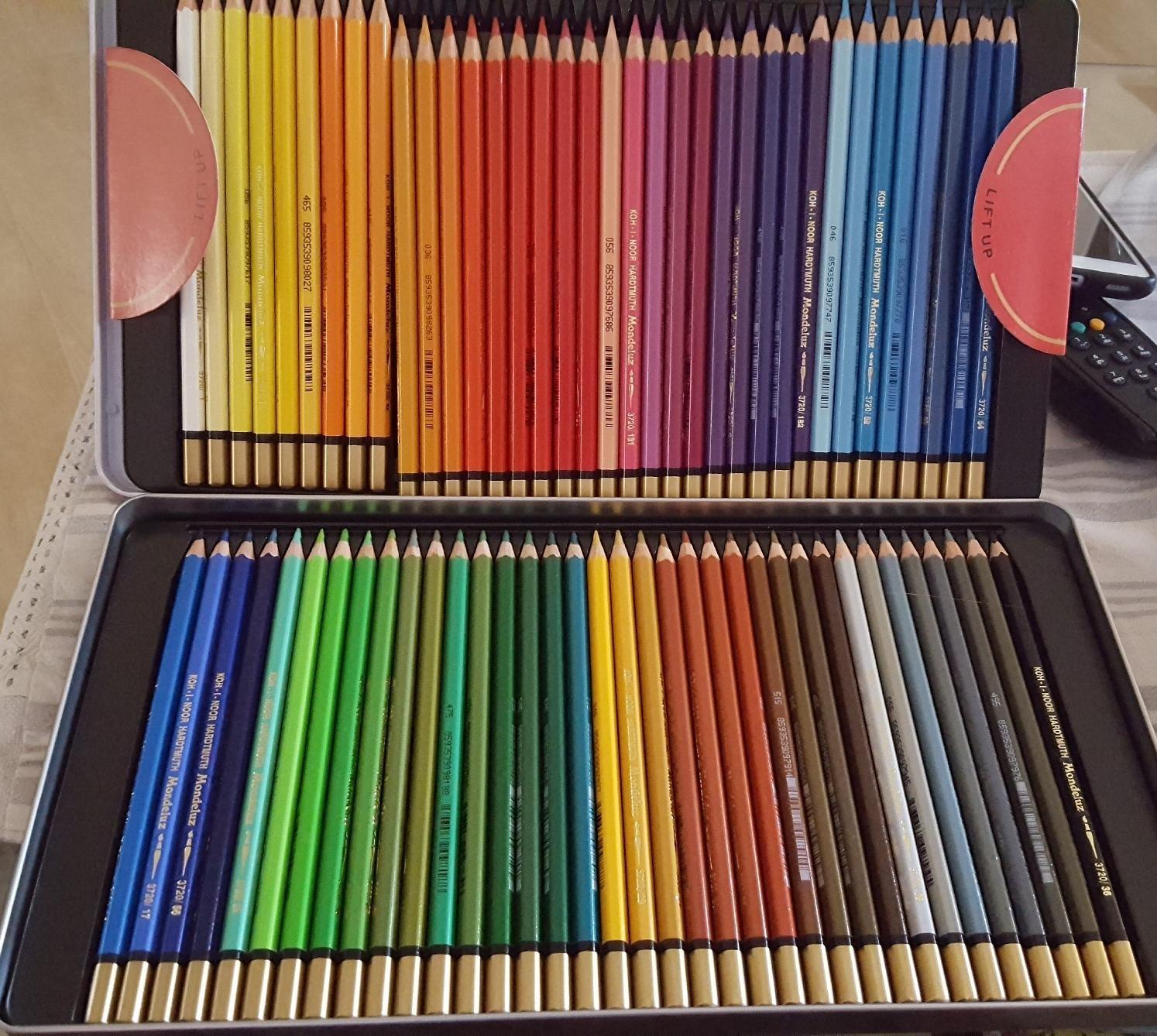 matite acquerellabili Koh-I-Noor