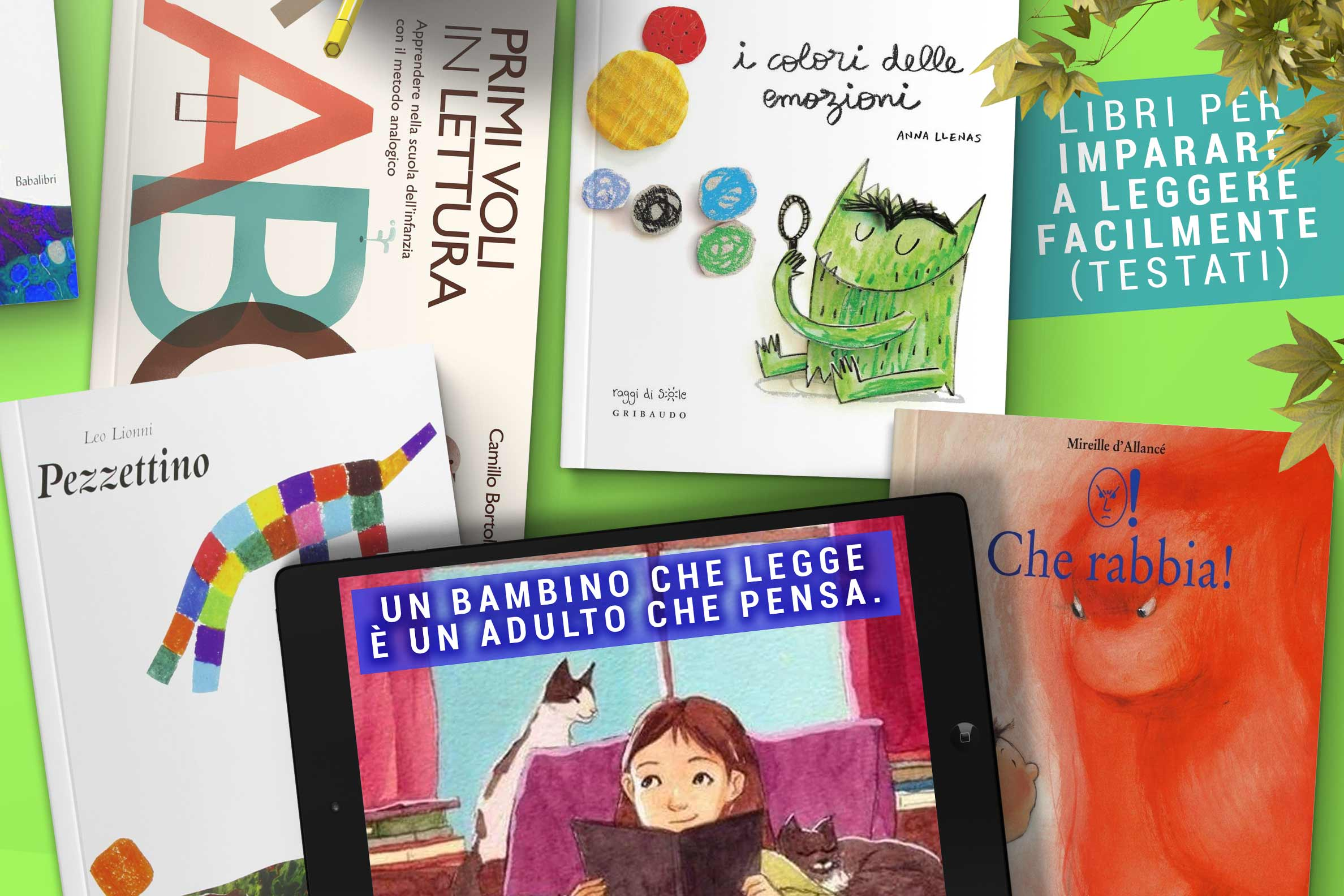 Libri Per Imparare A Leggere Consigliati | Migliore Libro Insegnare A Bambini