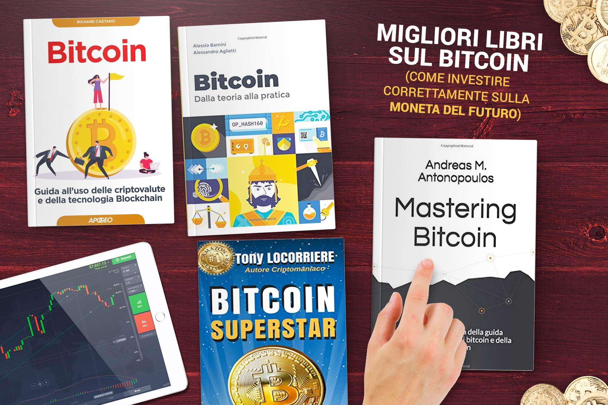 Libro Bitcoin | I Migliori Libri Su Bitcoin Da Leggere Per Investire E Fare Soldi