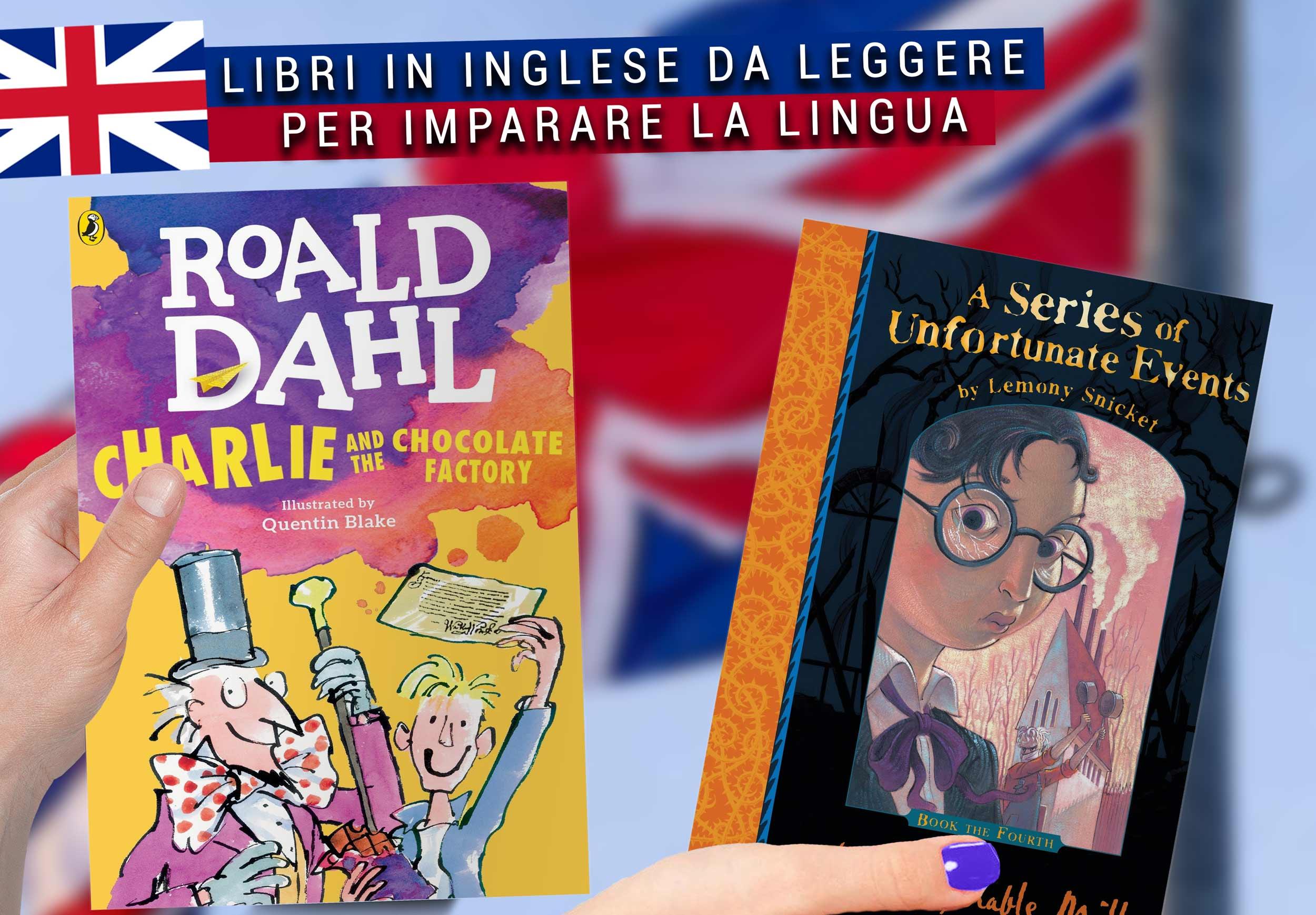 Libri In Inglese (per Principianti E Non) | Libri Da Leggere In Inglese Facili