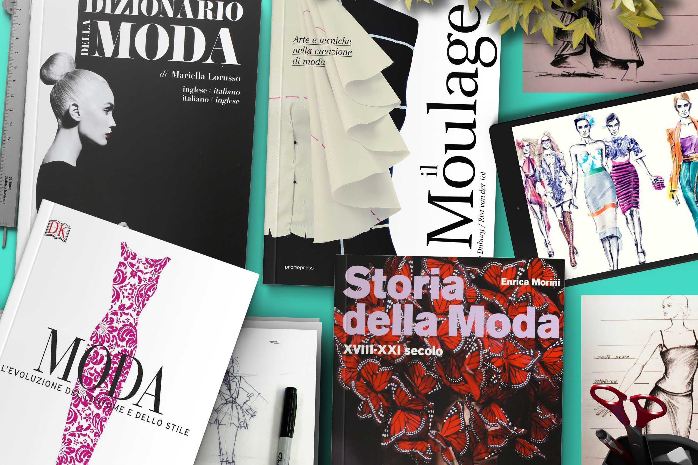 Migliori Libri Sulla Moda | I 4 Libri Per Stilisti Da Leggere Assolutamente