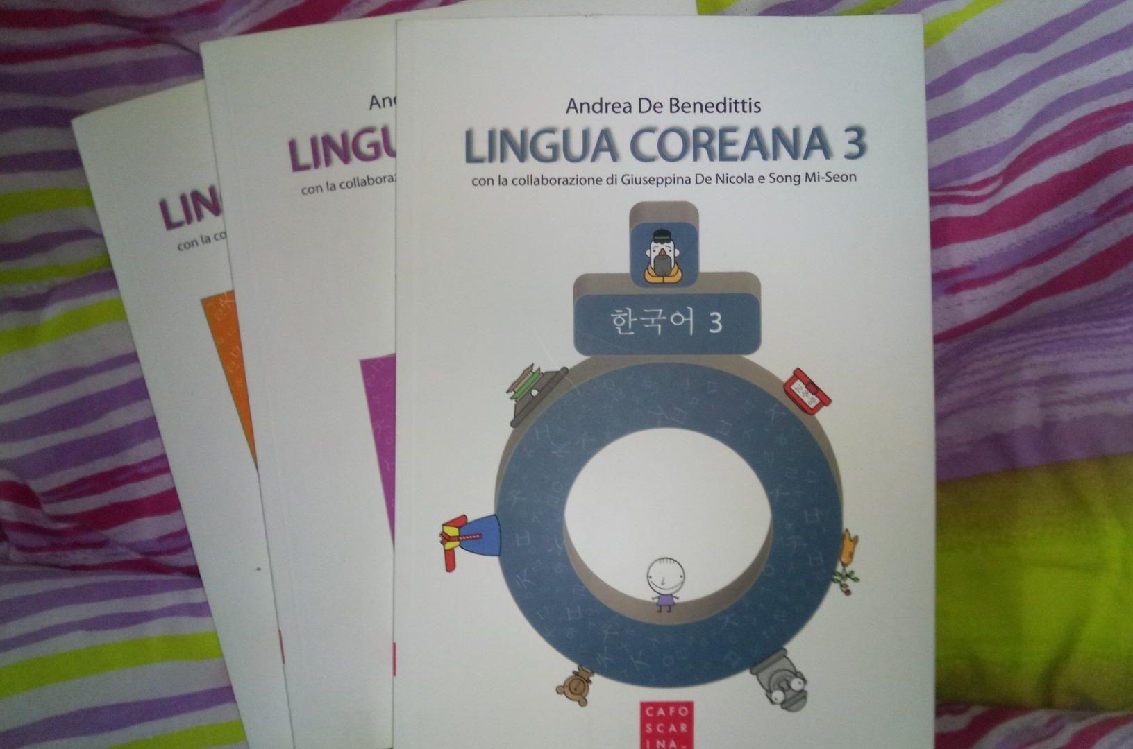 Libri Per Studiare Il Coreano