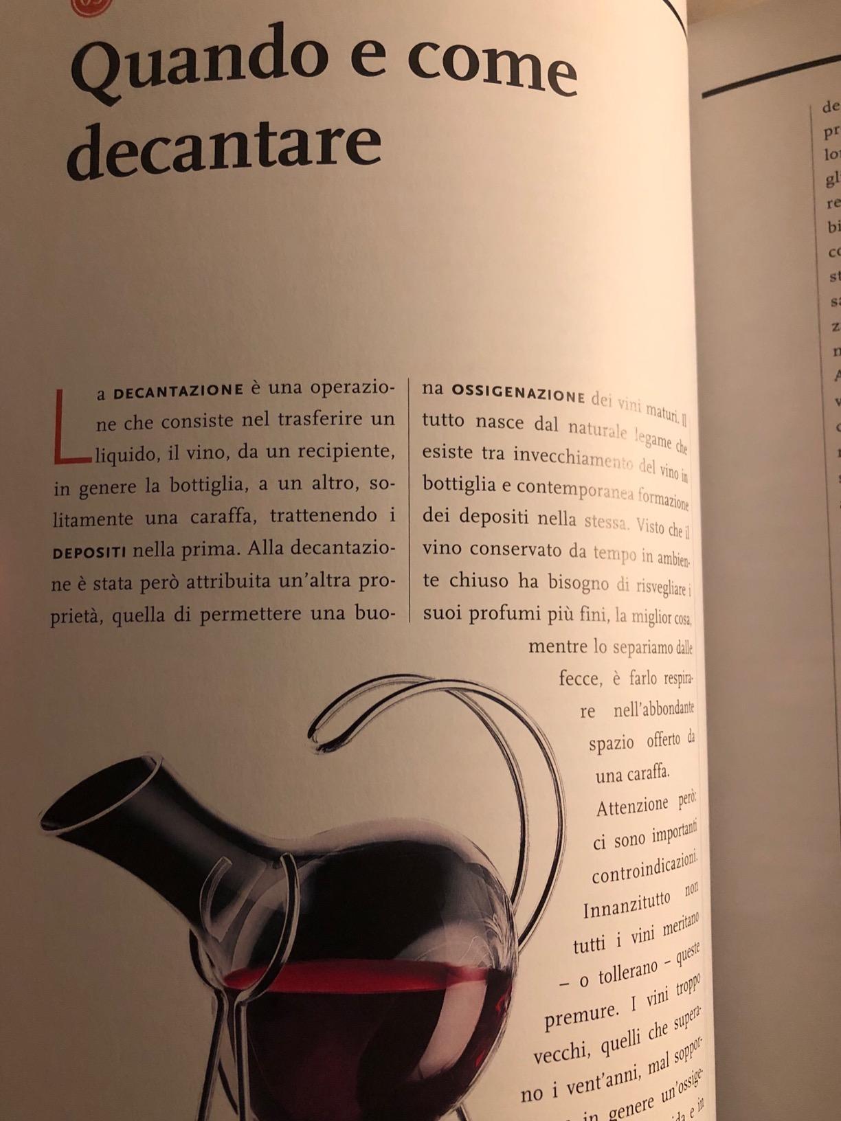 manuale vino sommelier