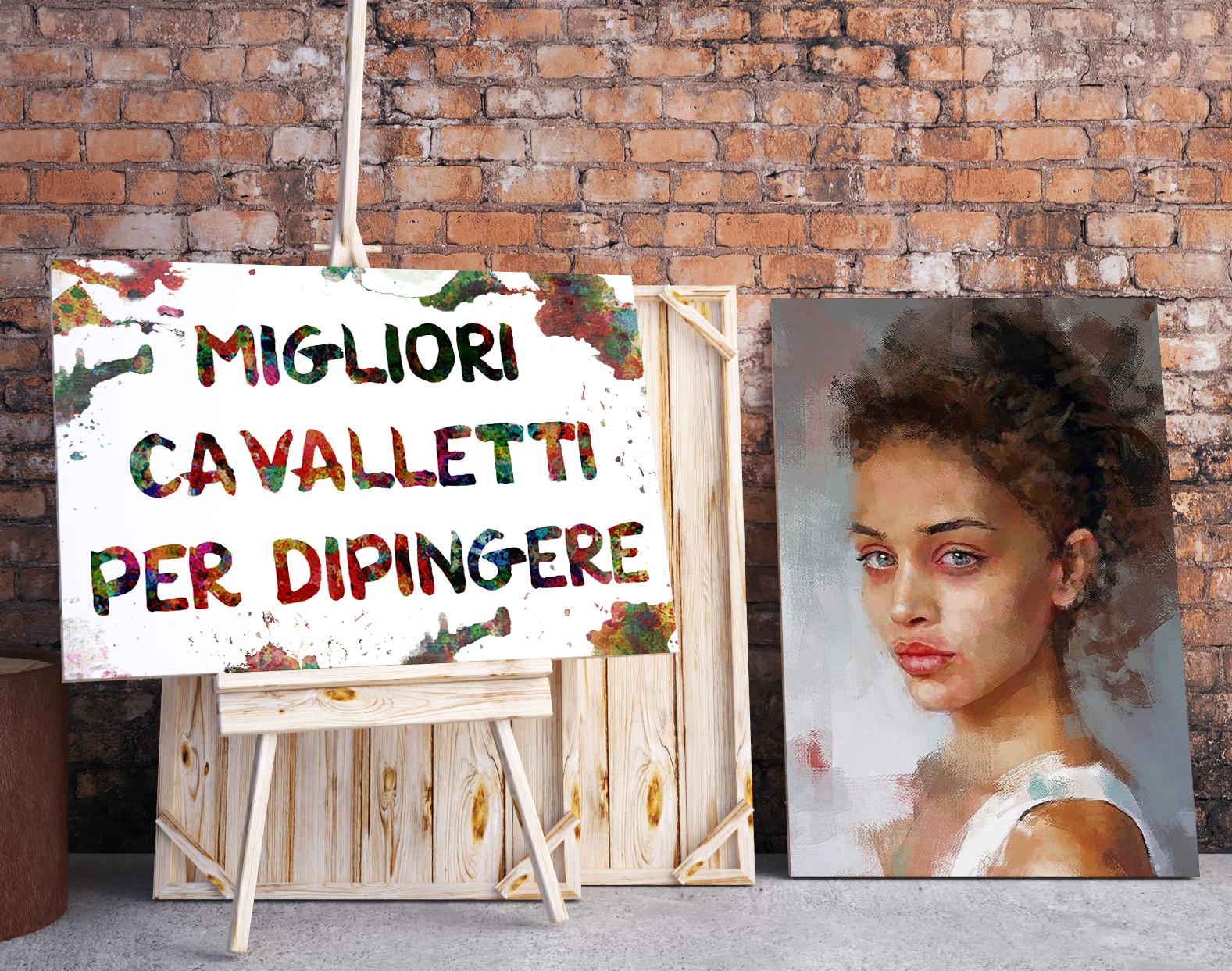 Immagini Belle Da Dipingere cavalletti per dipingere migliori | cavalletti da pittura