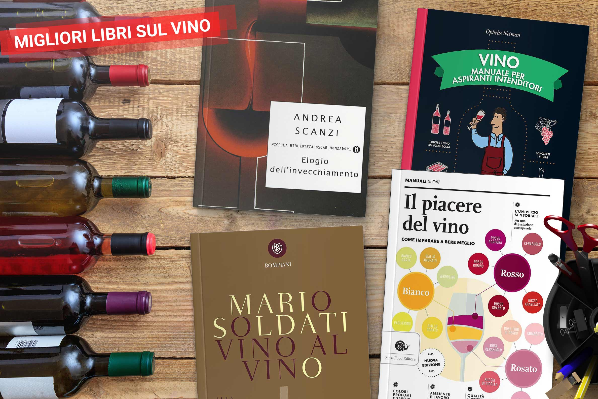 Migliori Libri Sul Vino | Libro Sul Vino Da Leggere Preferito Dai Wine Lovers