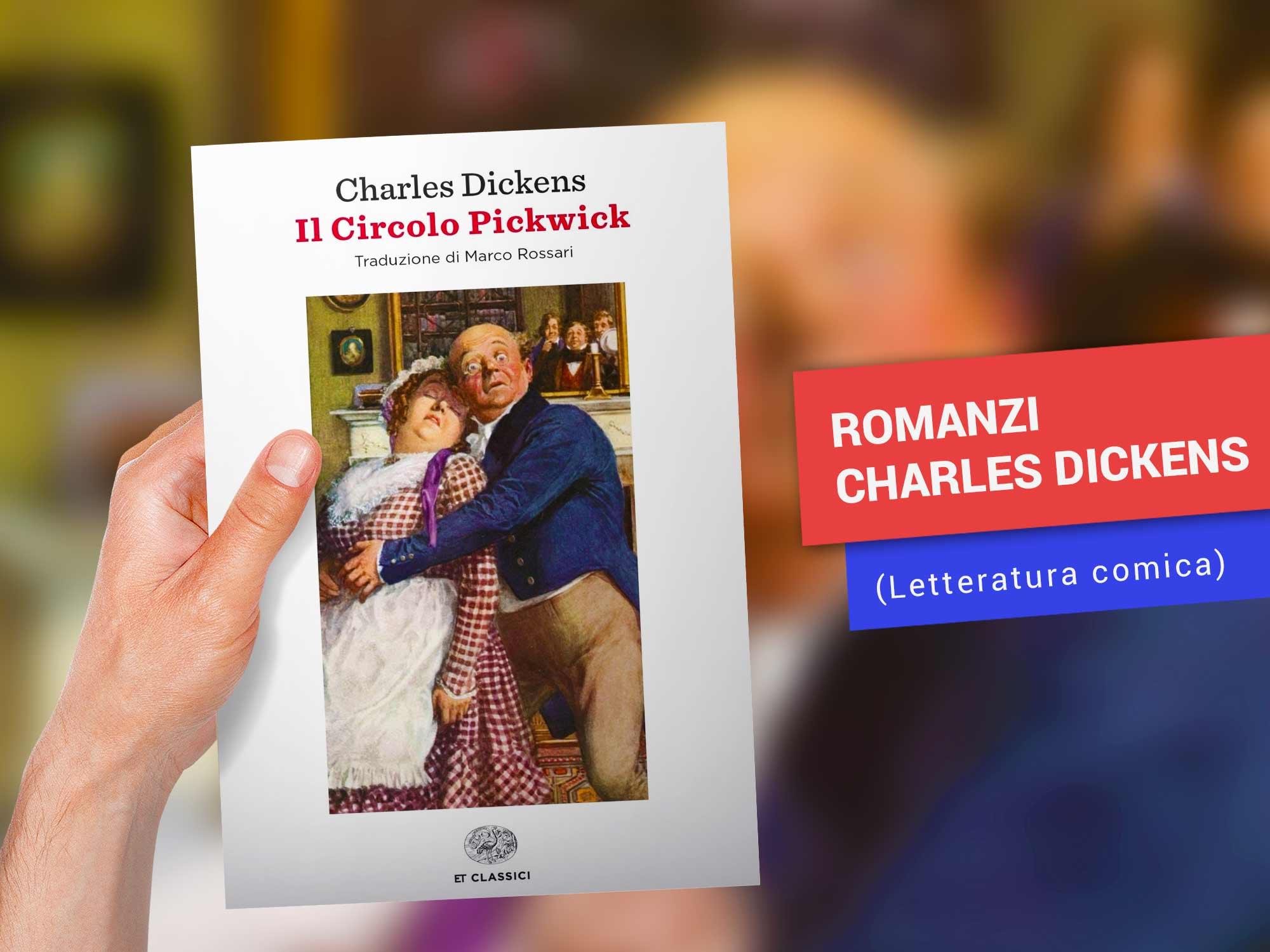 charles-dickens-romanzi