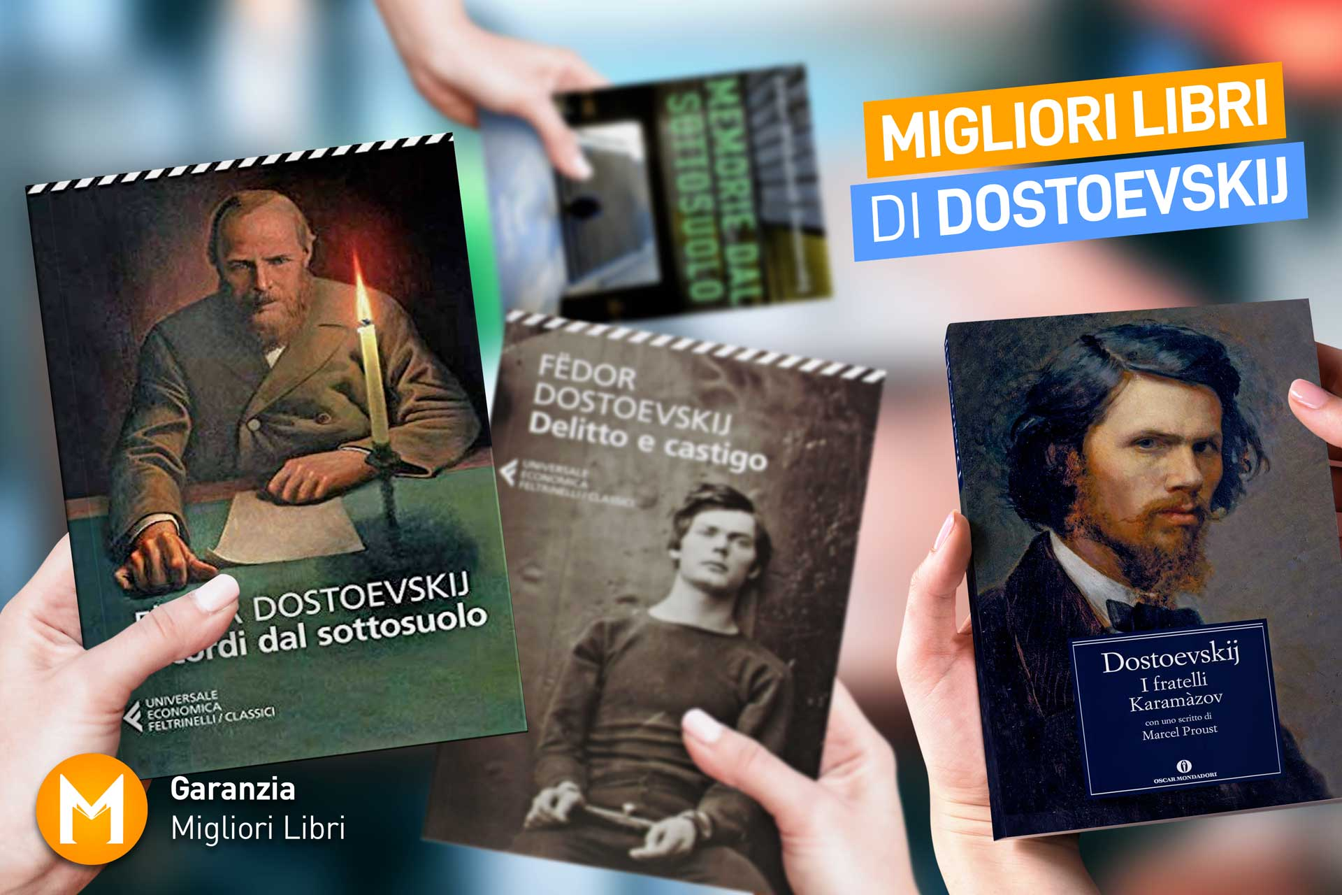migliori-libri-di-dostoevskij-fedor