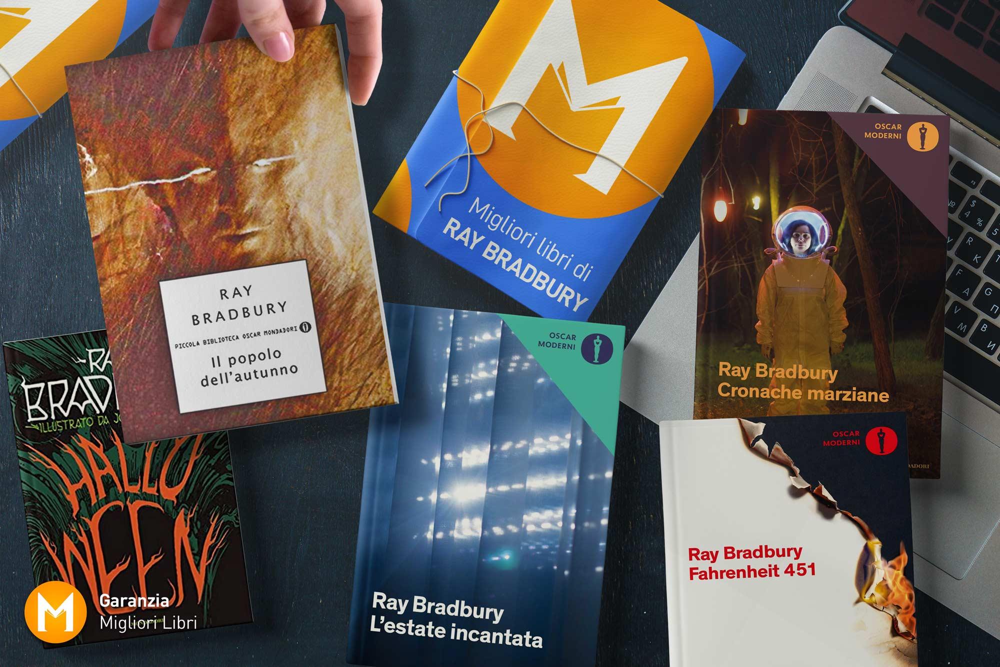 migliori libri ray bradbury da leggere