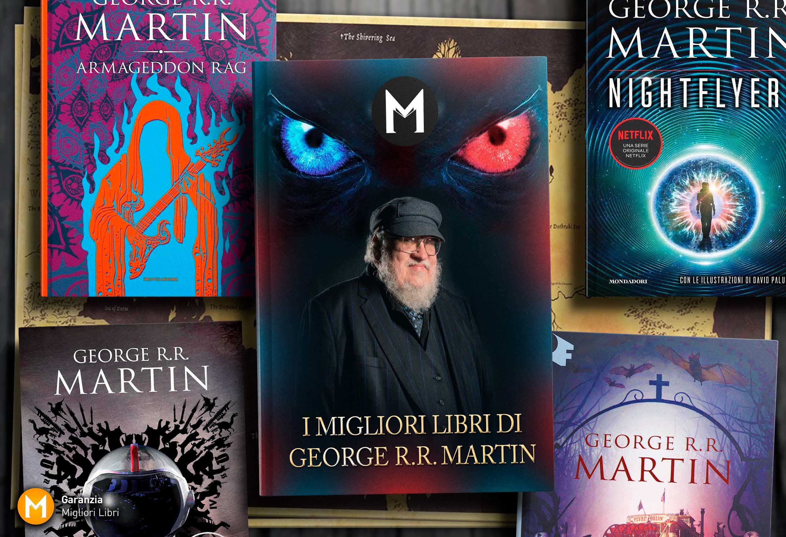 libri-George-R.R.-Martin