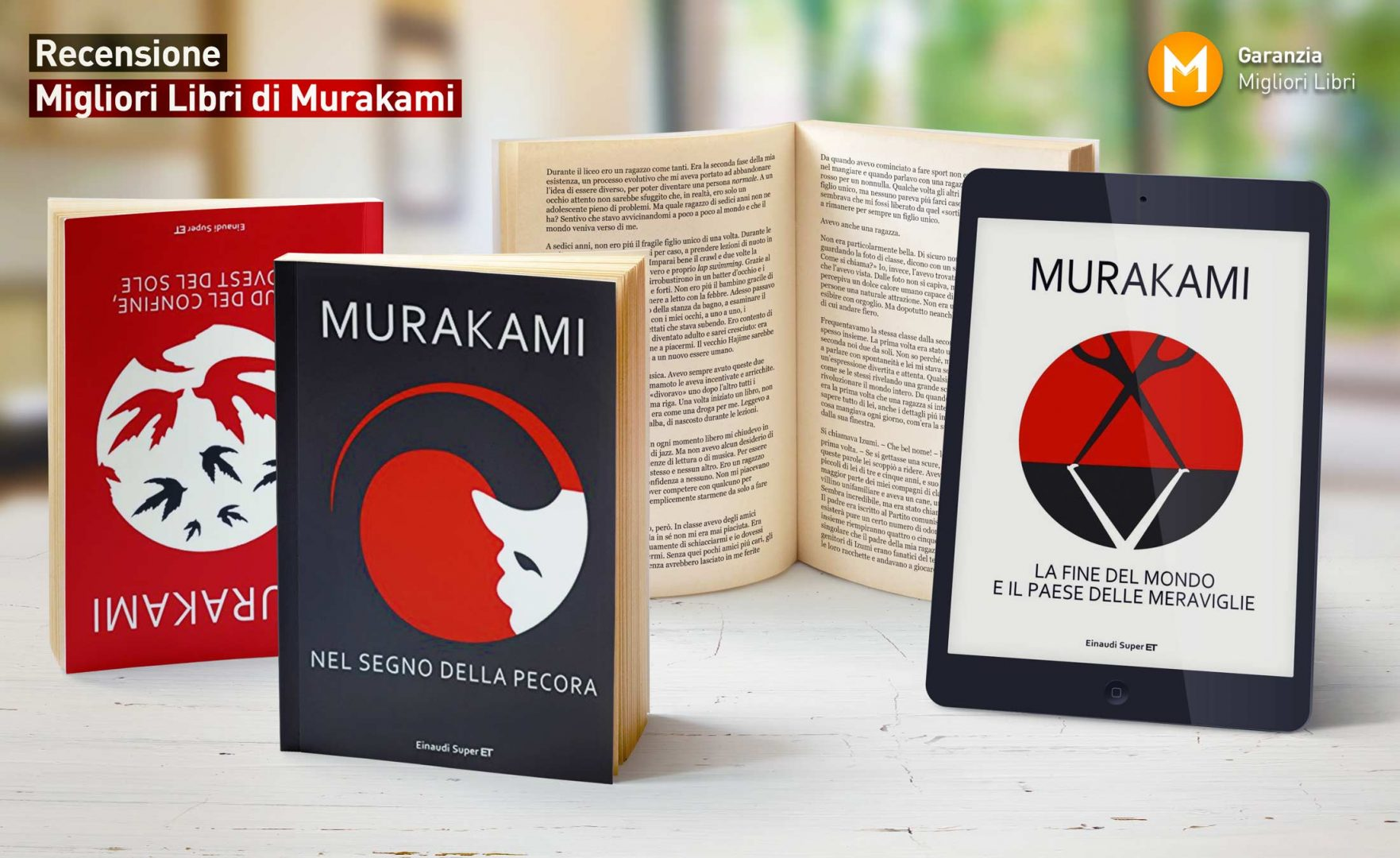 libri-di-murakami-da-leggere