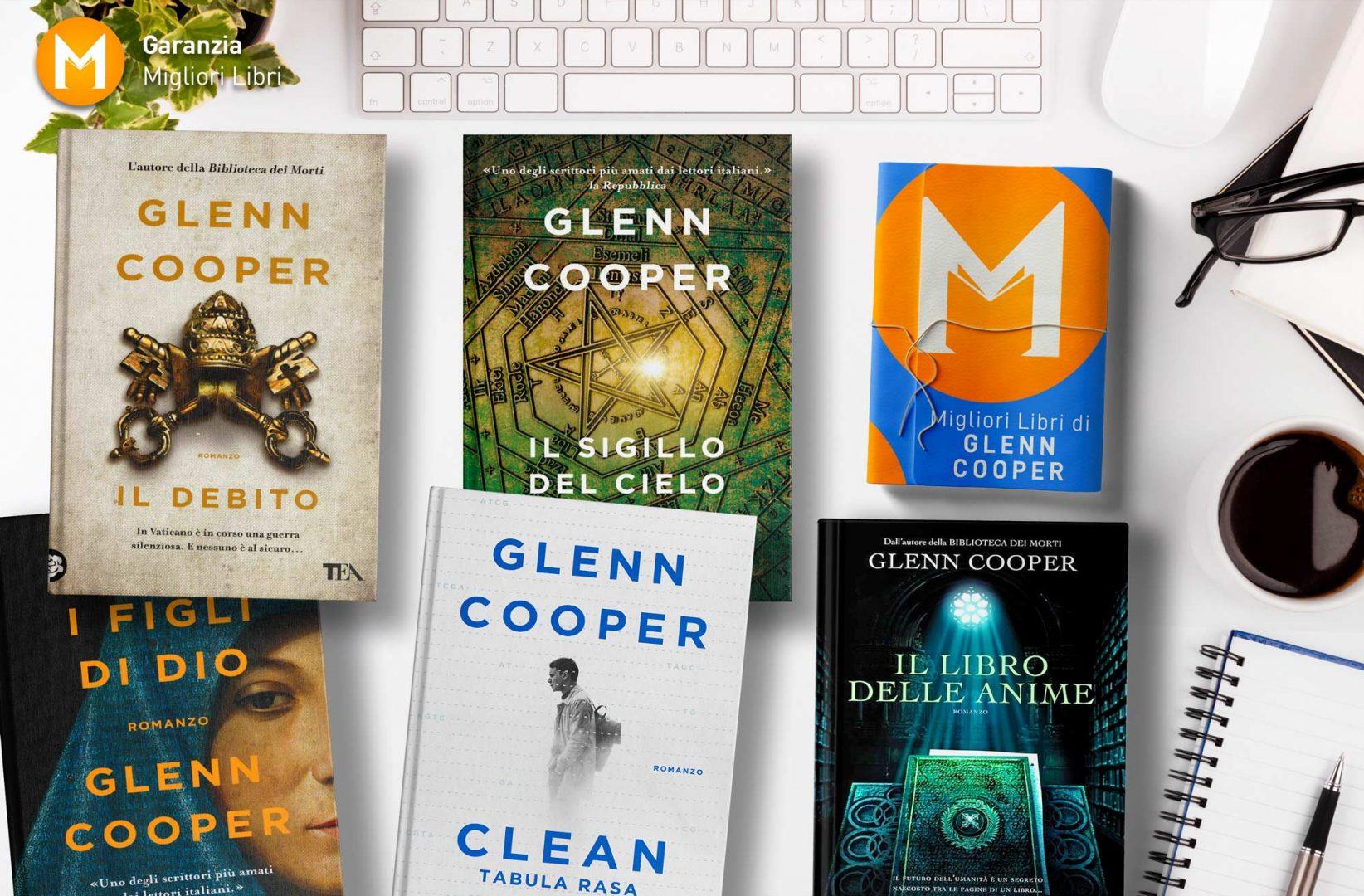 migliori-libri-glenn-cooper