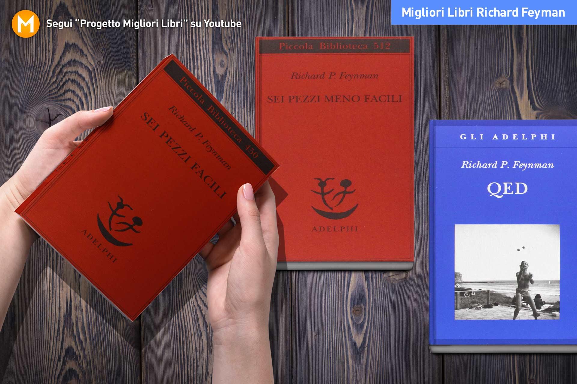 migliori-libri-di-Richard-Feyman
