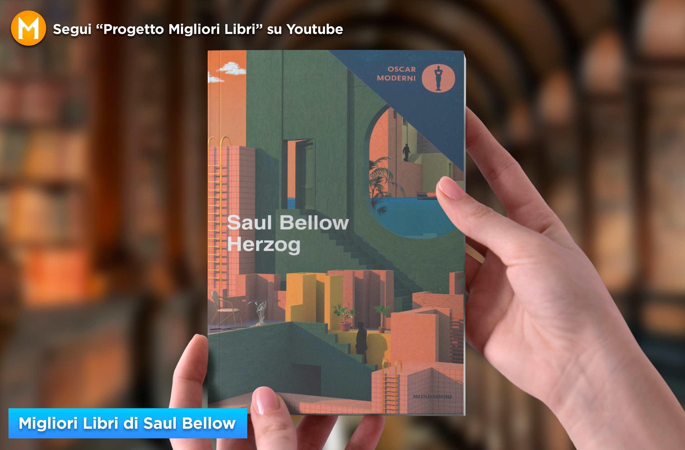 migliori-libri saul-bellow