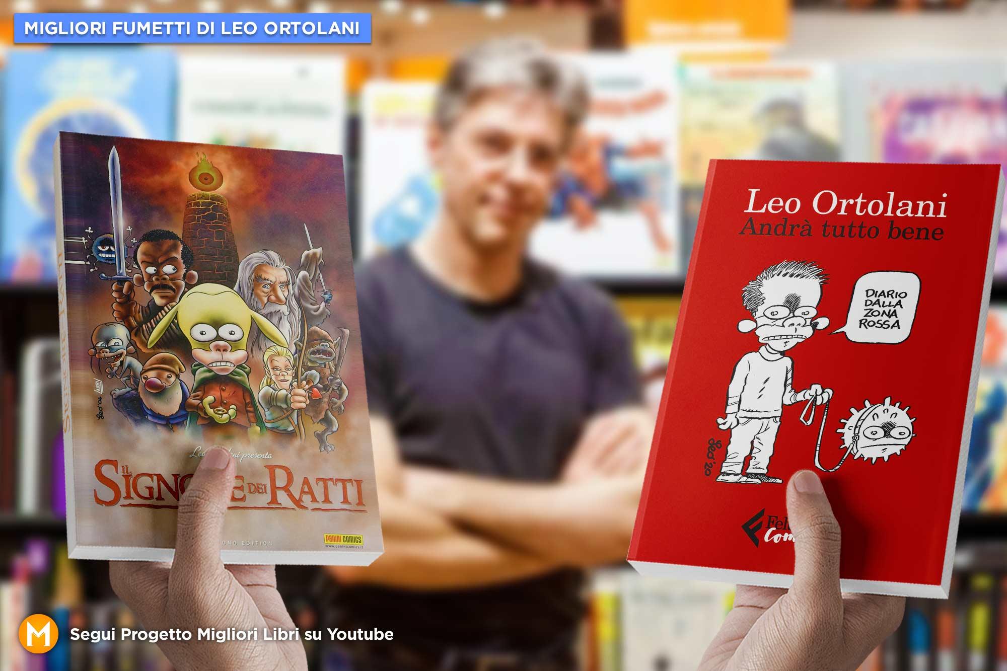 migliori-fumetti-leo-ortolani-libri