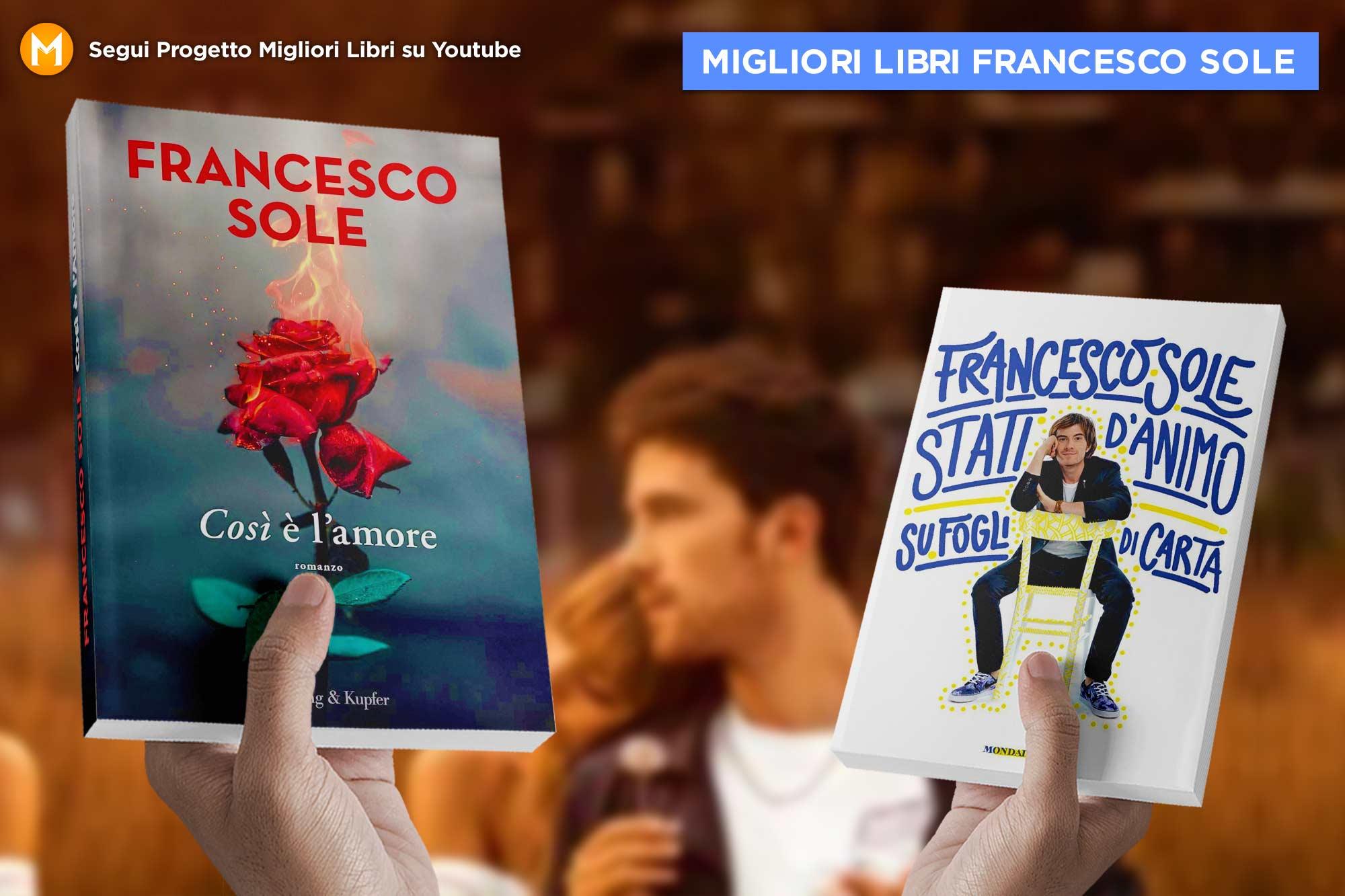 migliori-libri-Francesco-Sole