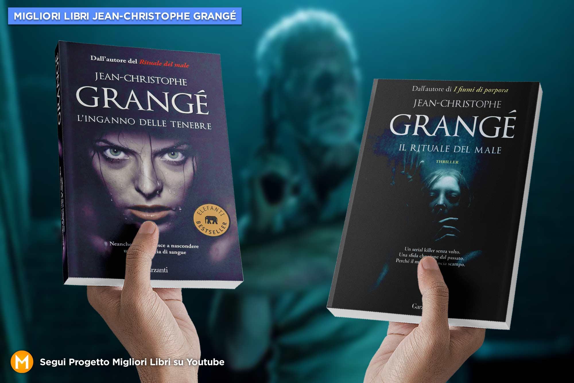 migliori libri Jean-Christophe Grangé