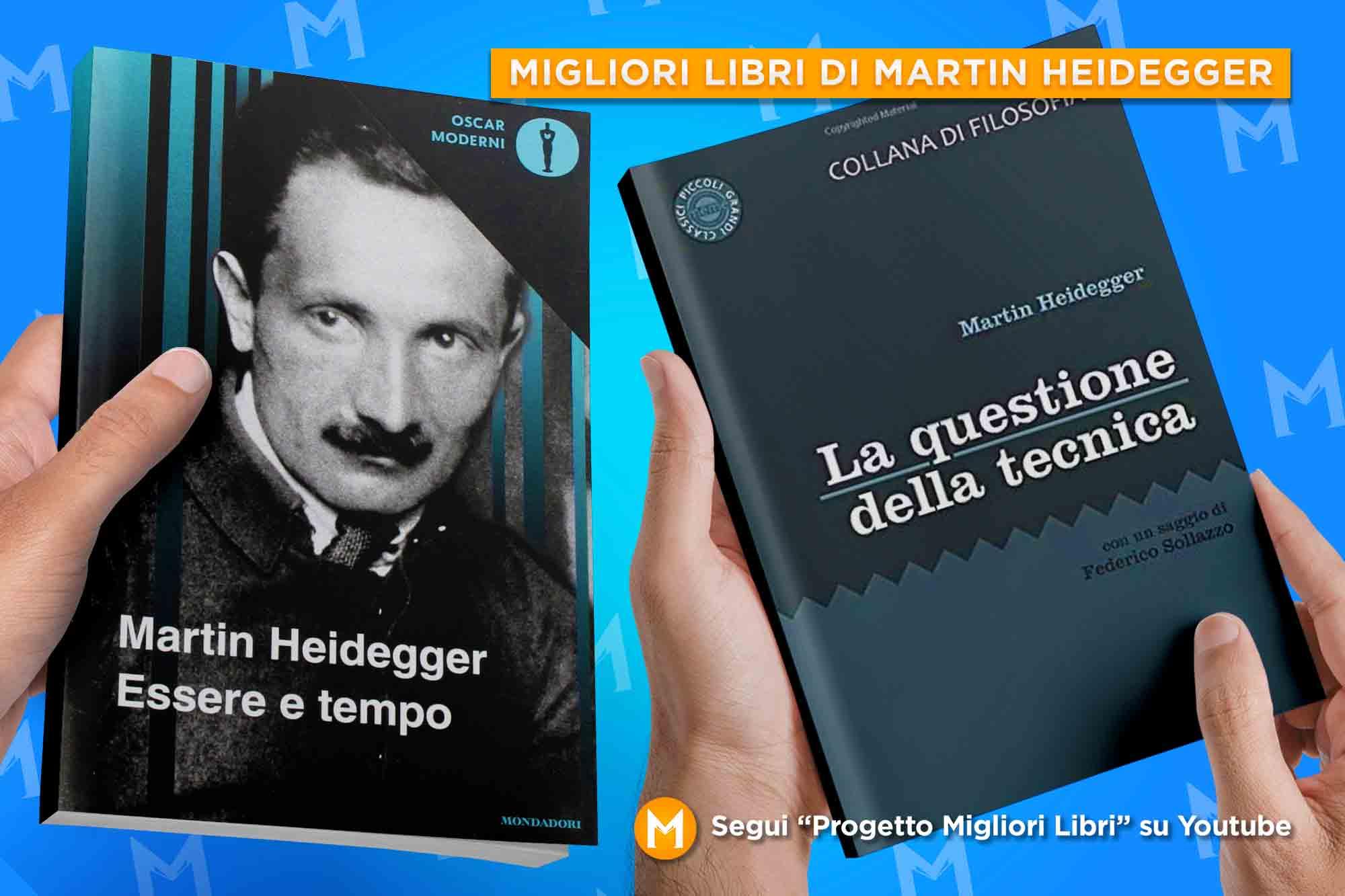 migliori-libri-martin-heidegger