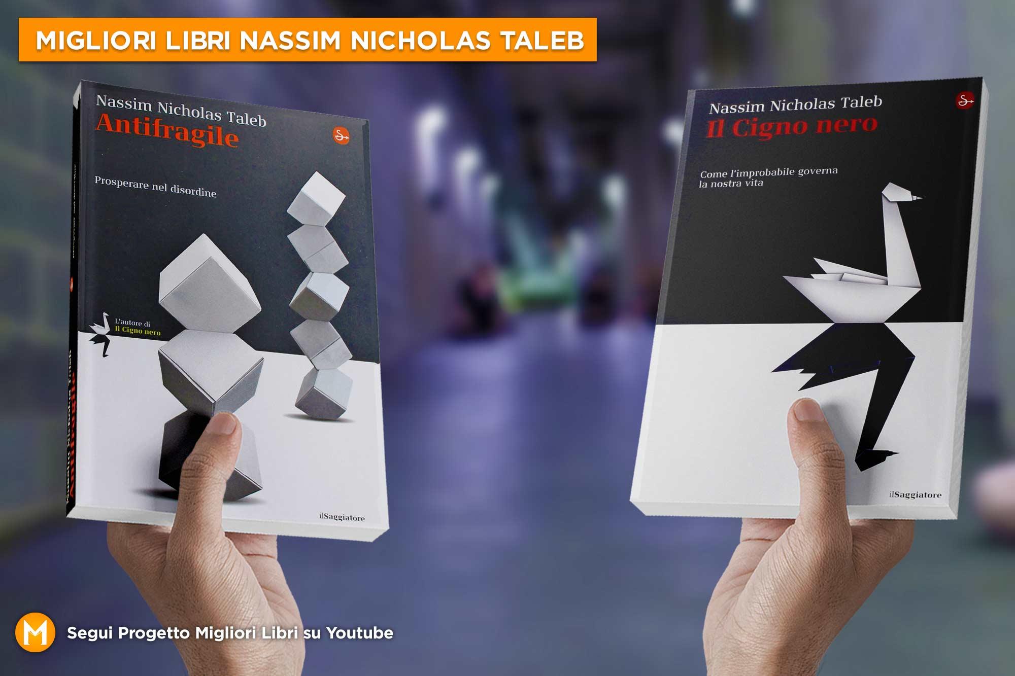 migliori-libri-nassim-Nicholas-Taleb