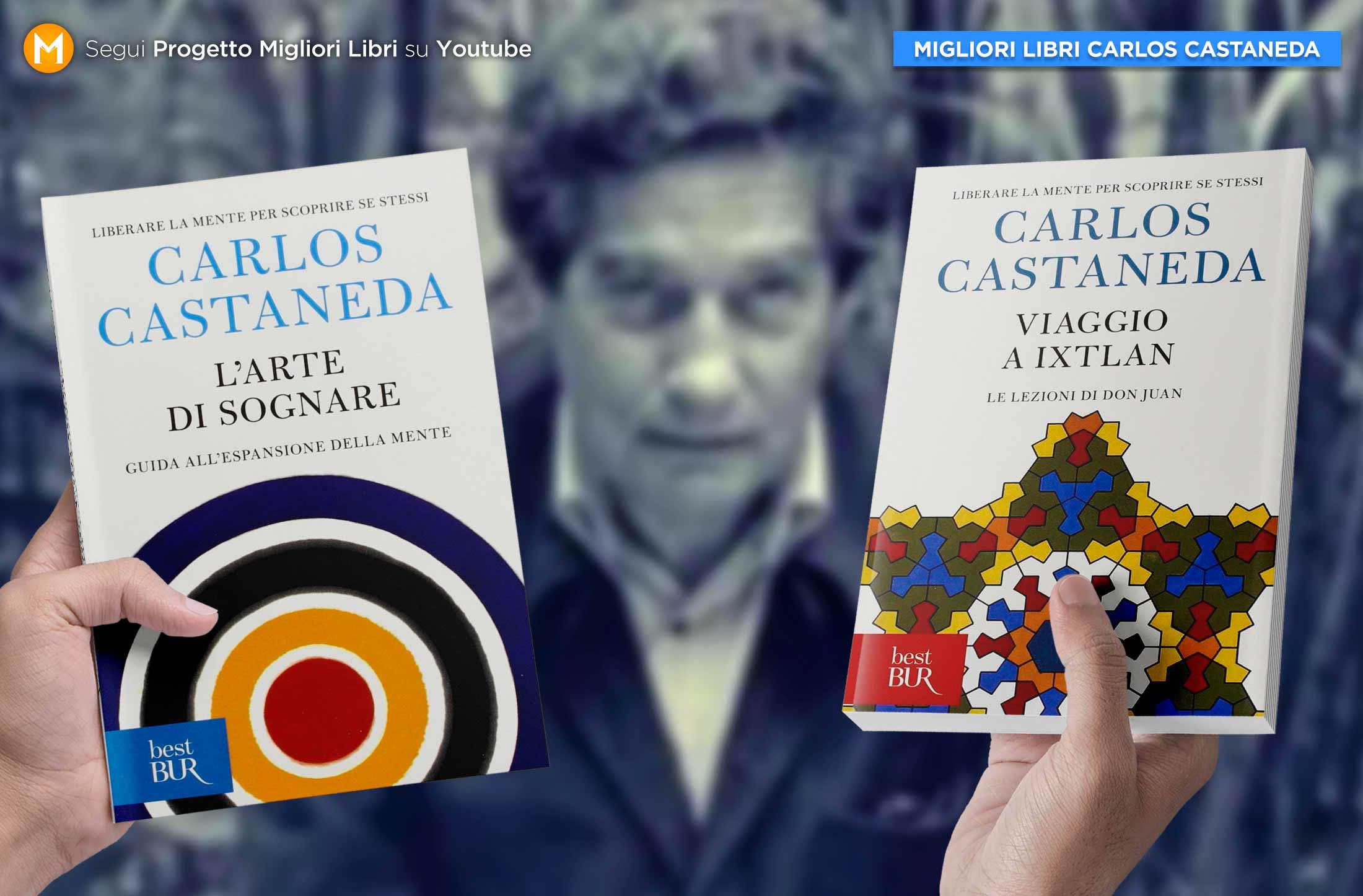 migliori-libri-carlos-castaneda