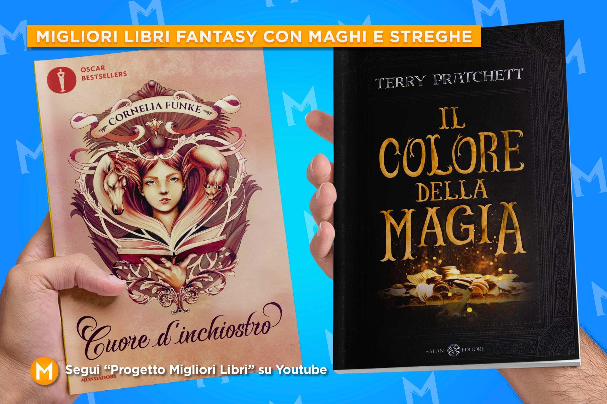 migliori-libri-fantasy-con-maghi